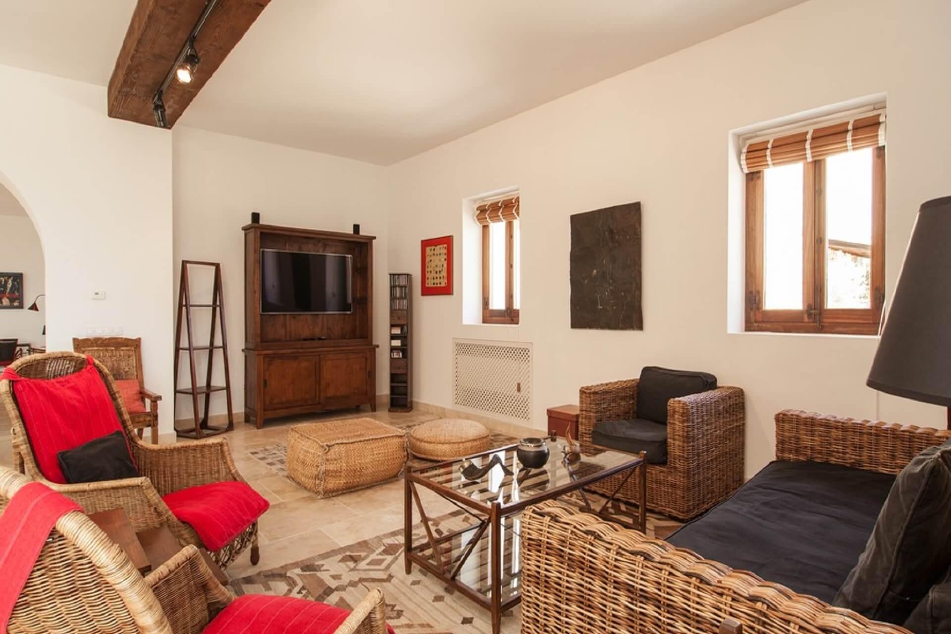 VILLA CASA TUCAN - Living area