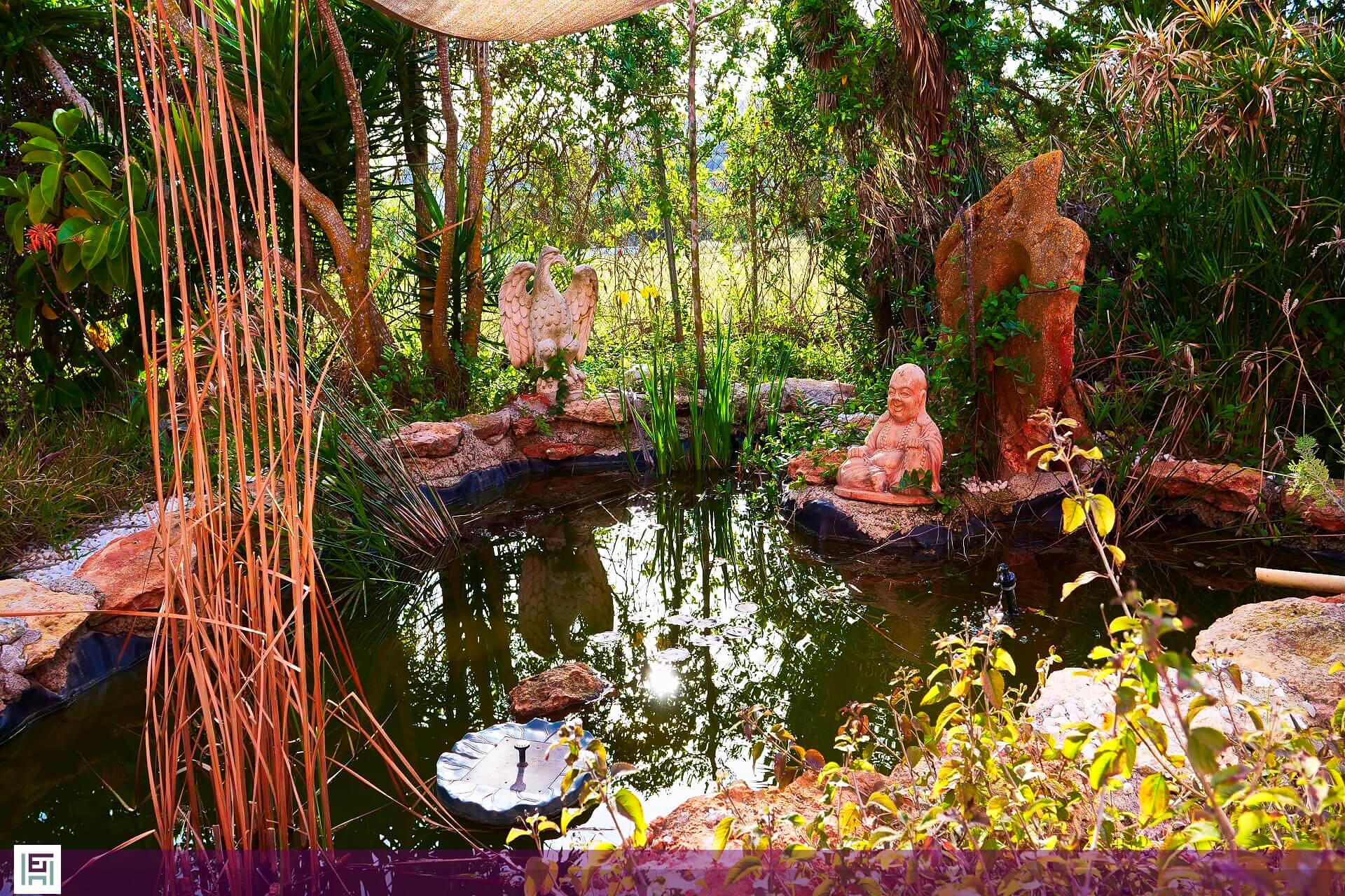 Villa Aladin - Biotop