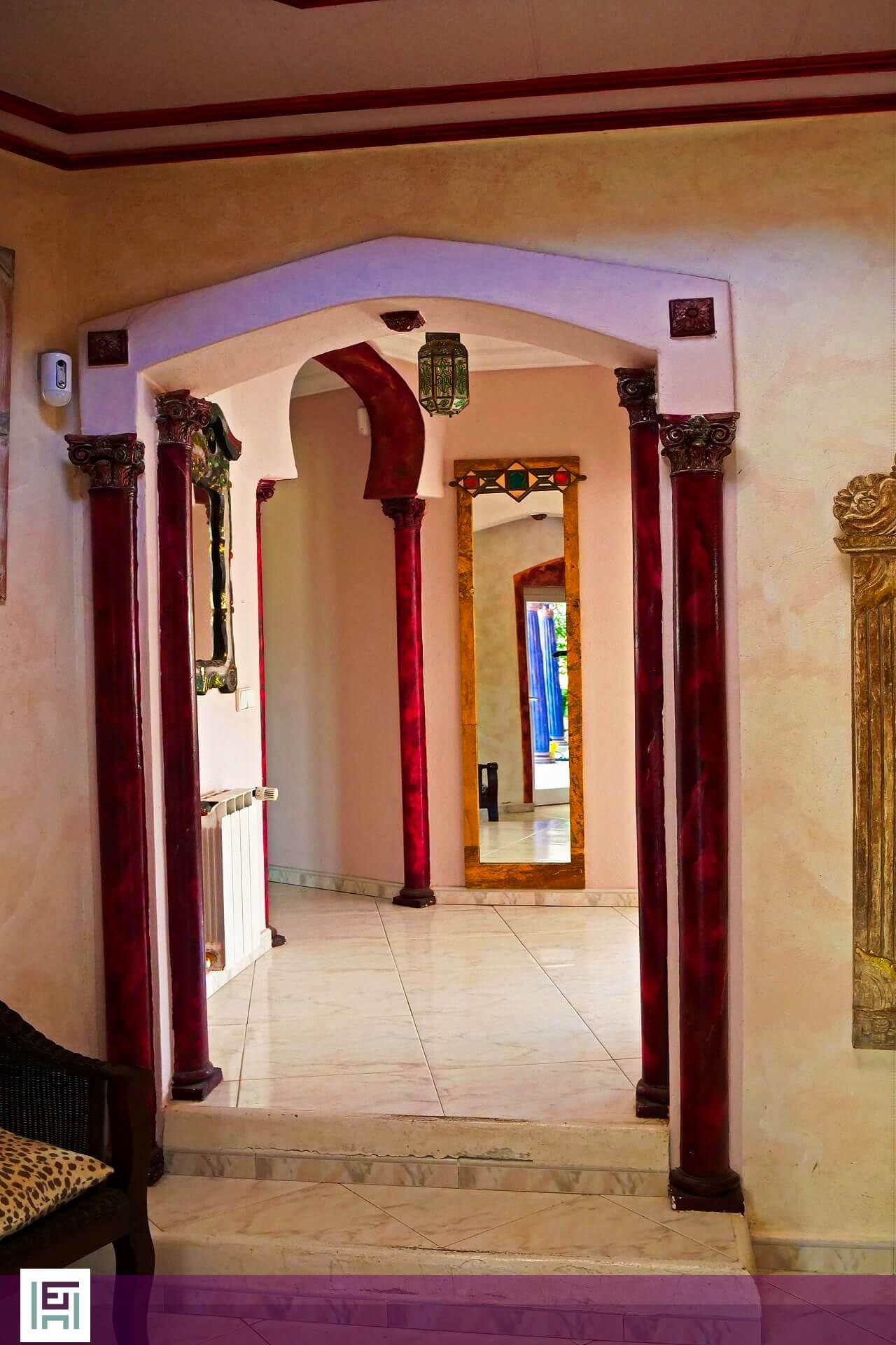 Villa Aladin - Corridor