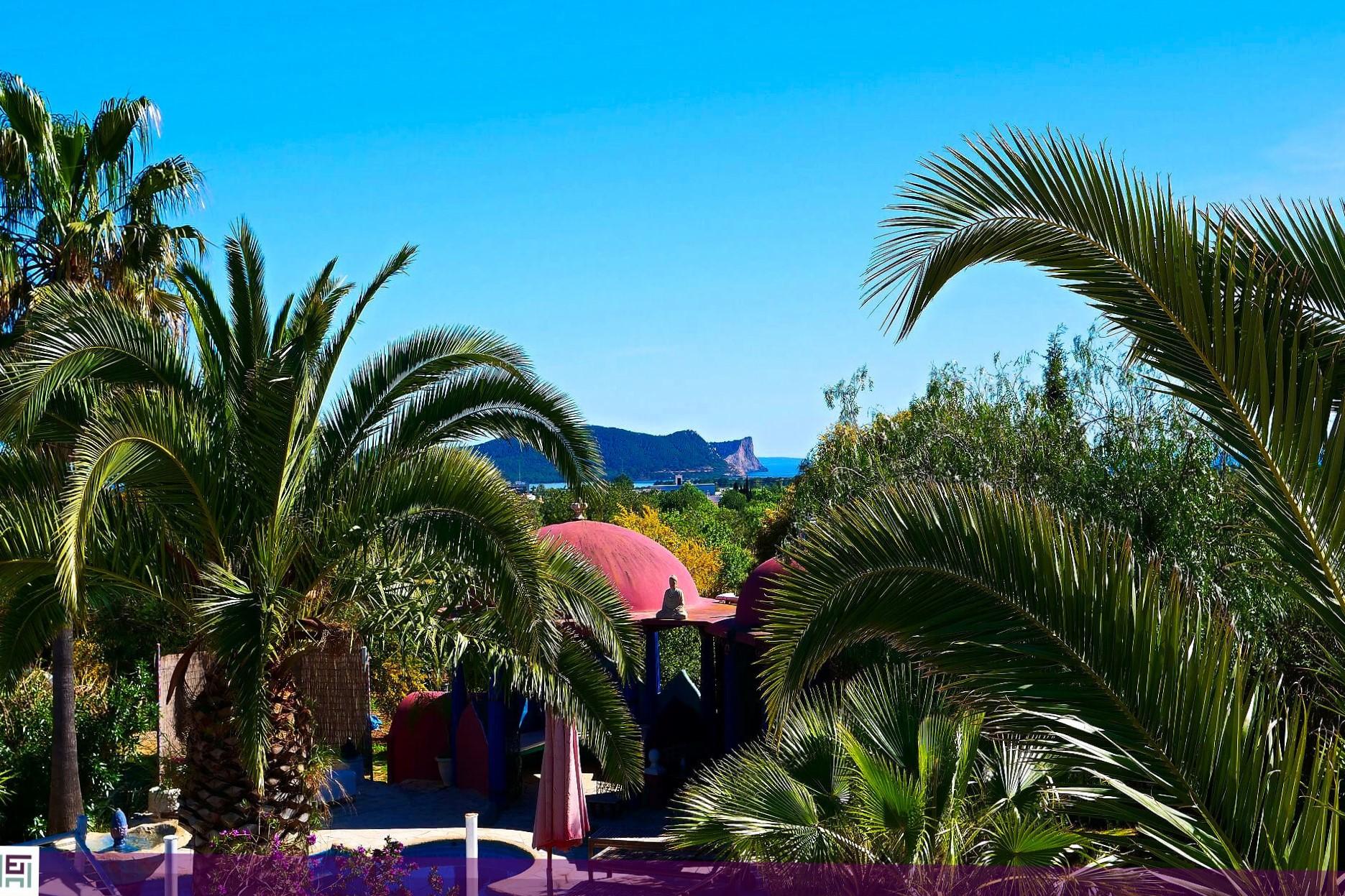 Villa Aladin - Terrace