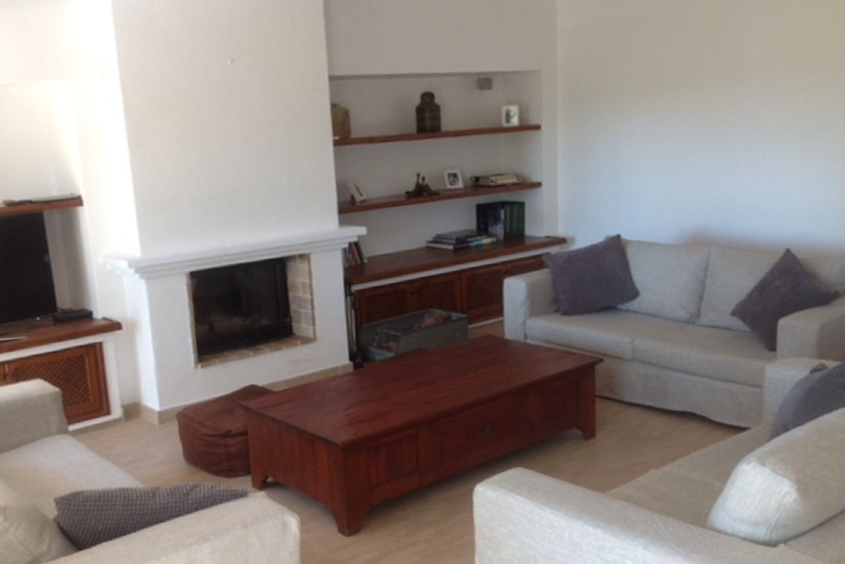 Finca San Carlos - Living room