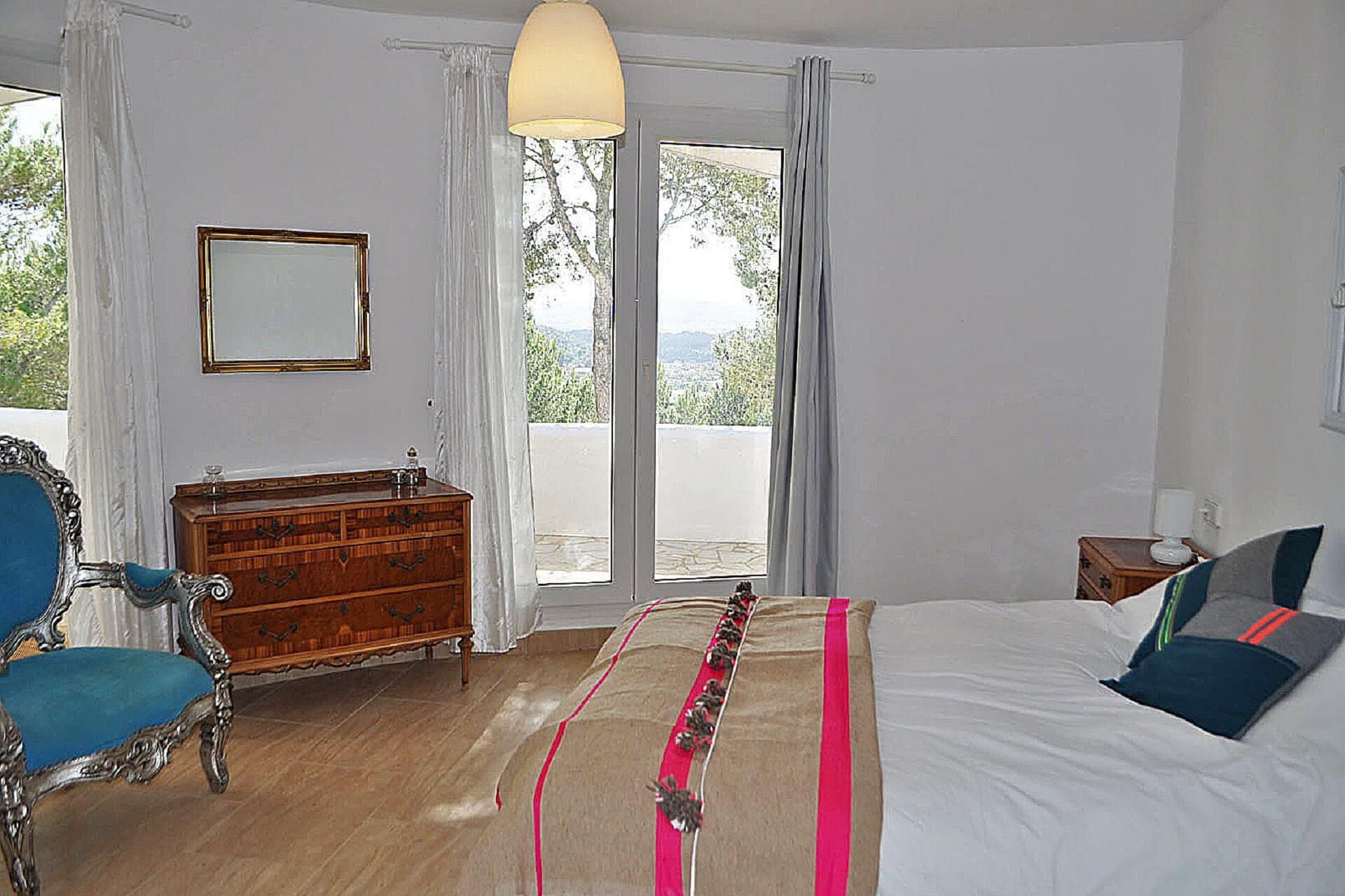 Finca San Carlos - Bedroom