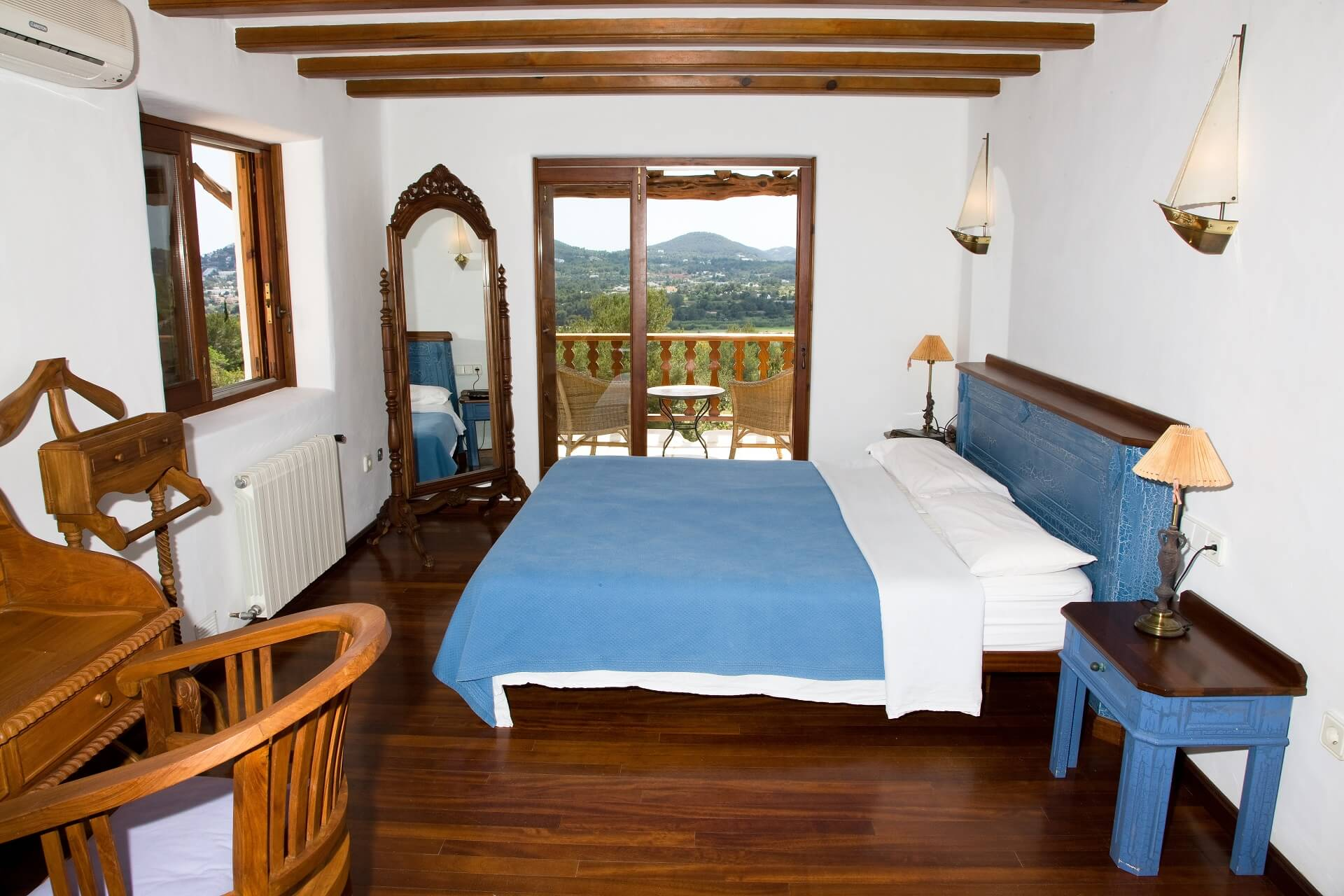 Villa Can Maderus - Mastersuite