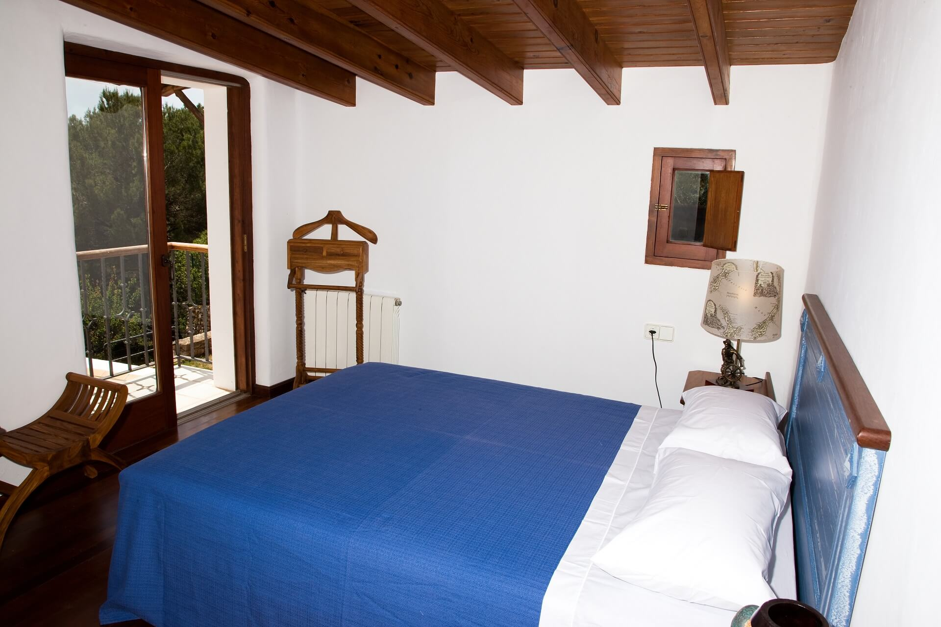 Villa Can Maderus - Bedroom