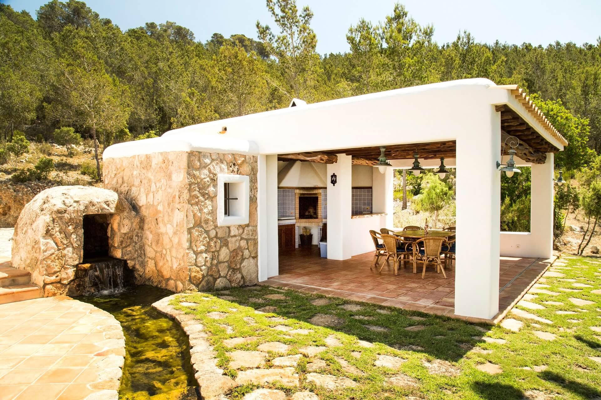 Villa Torres Carón - BBQ