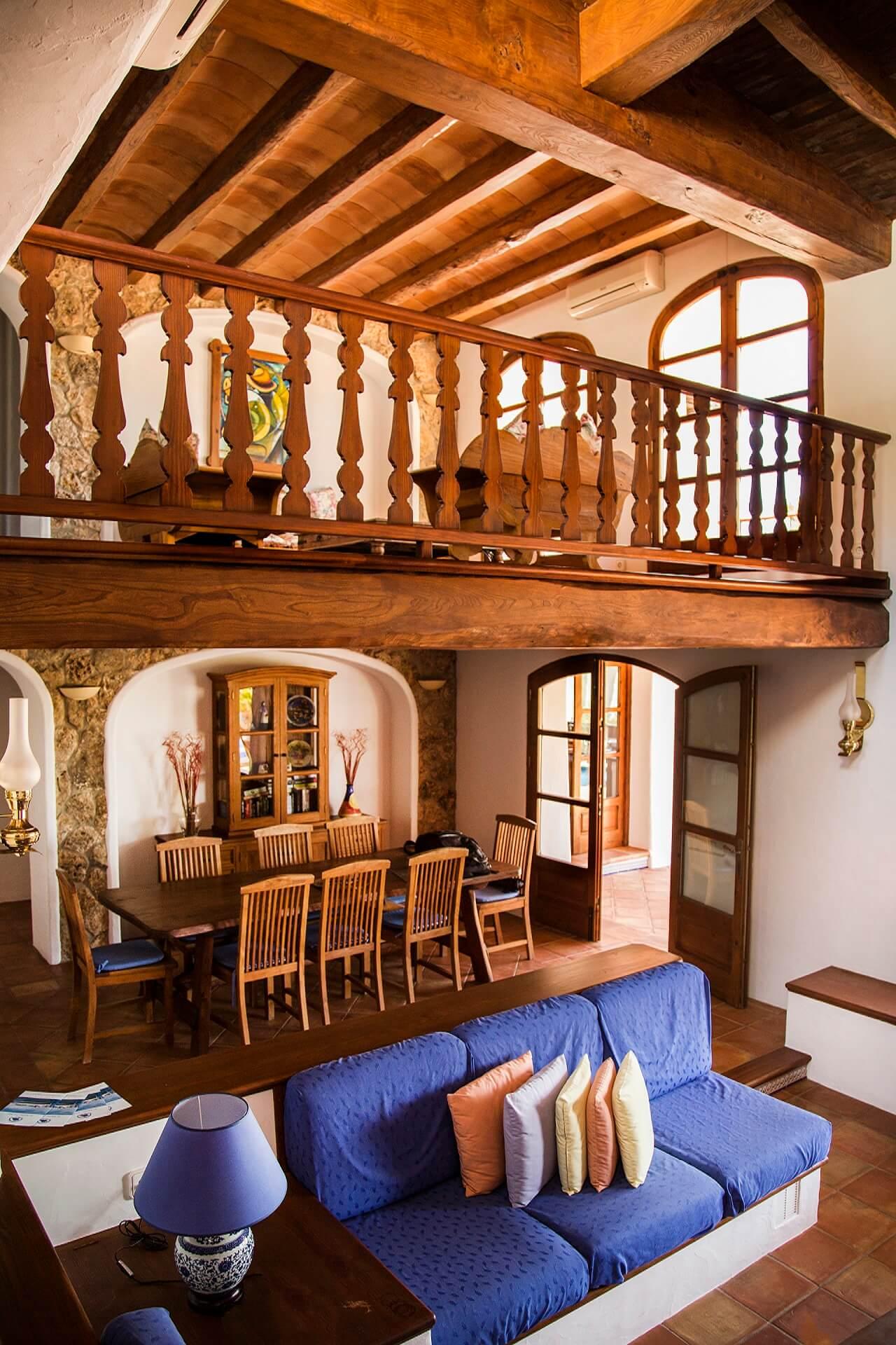 Villa Torres Carón - Salon