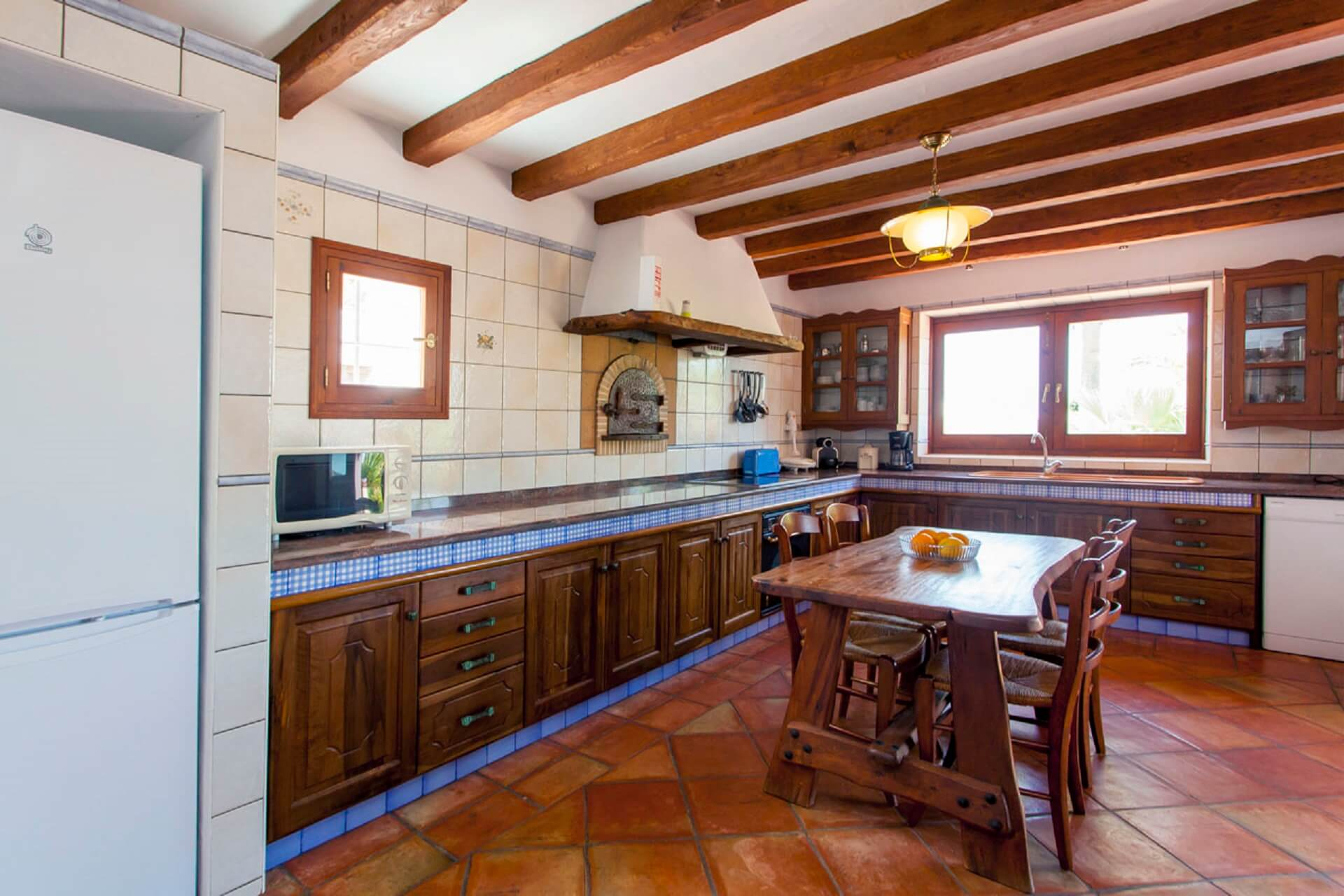 Villa Torres Carón - Kitchen
