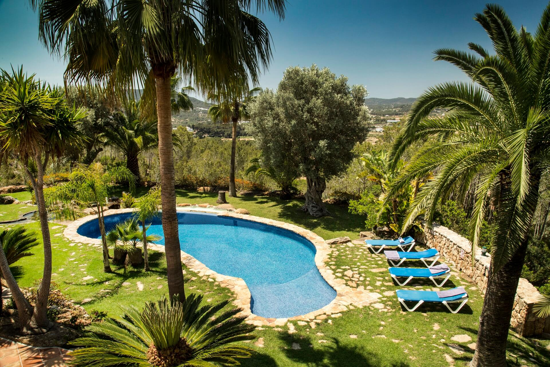 Villa Torres Carón - Swimming pool