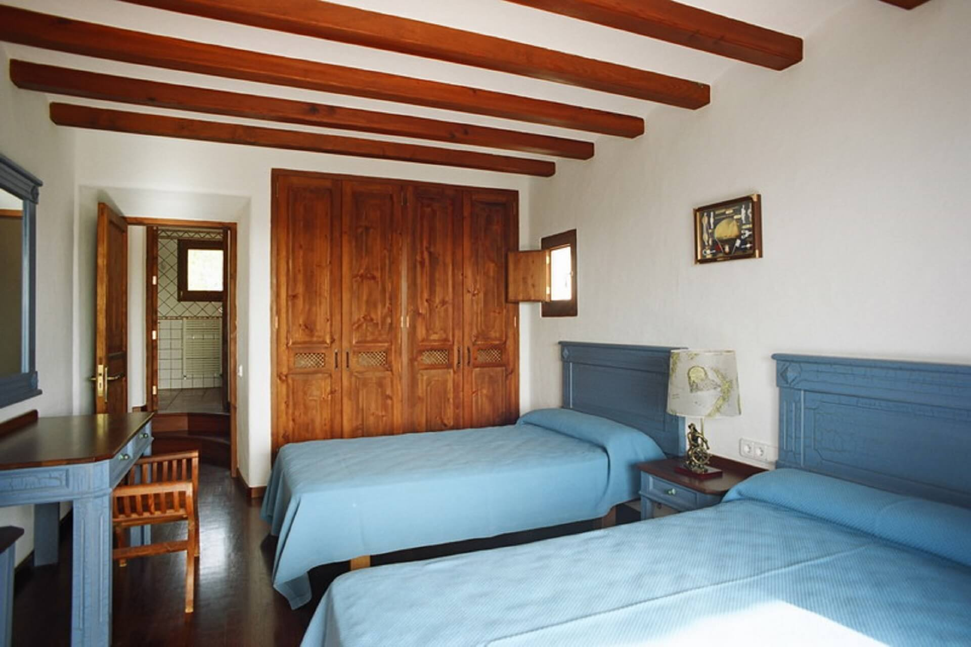 Villa Torres Carón - Bedroom upstairs
