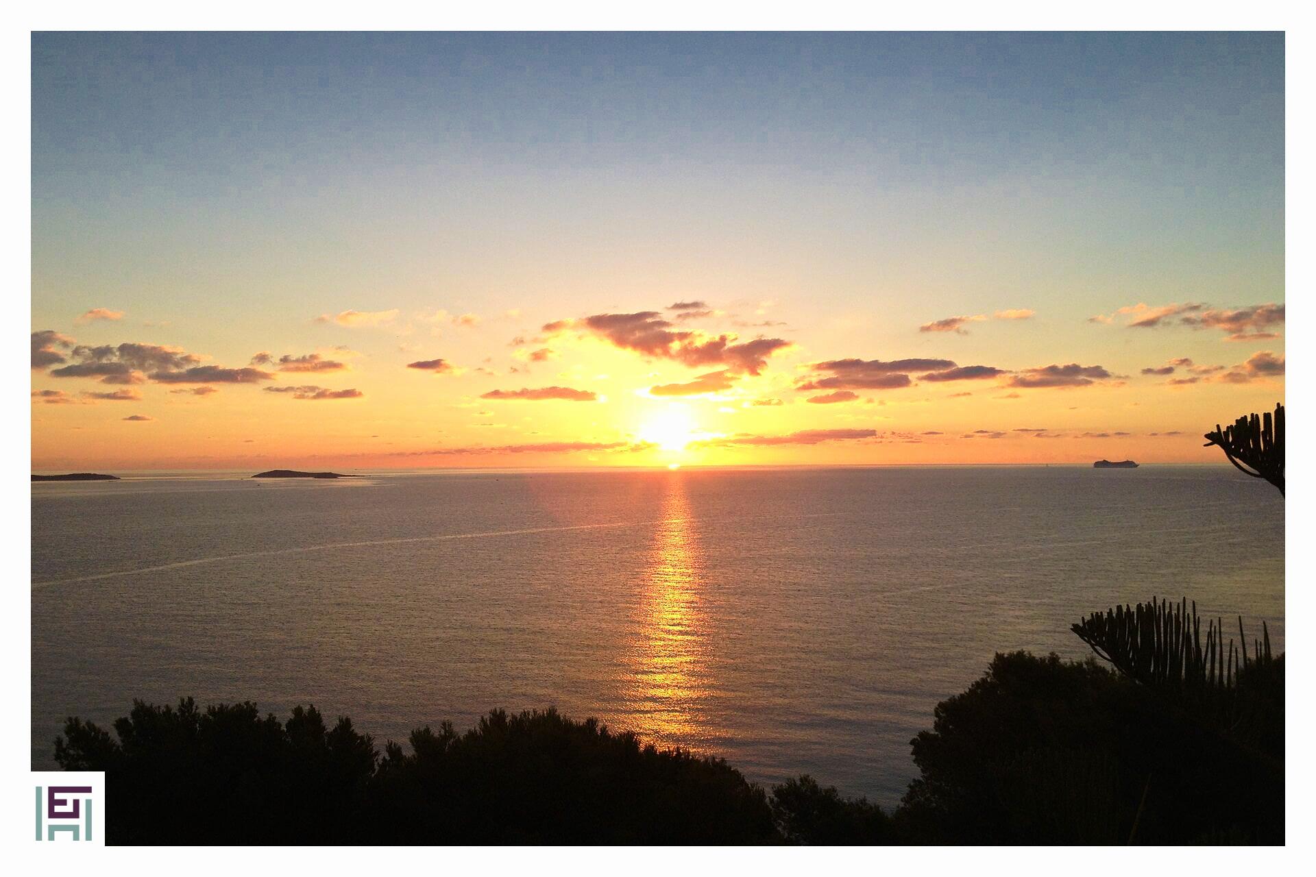 Shangri-La - Sonnenaufgang