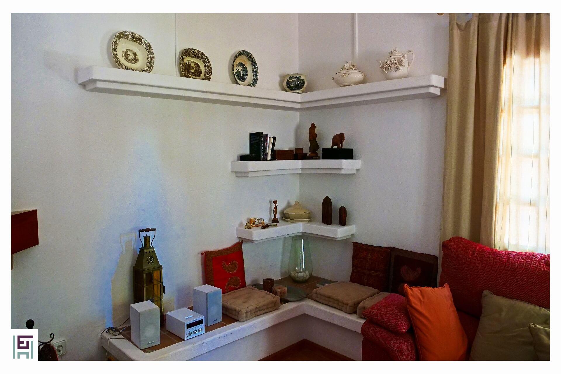 Finca C. Rosita - Living room