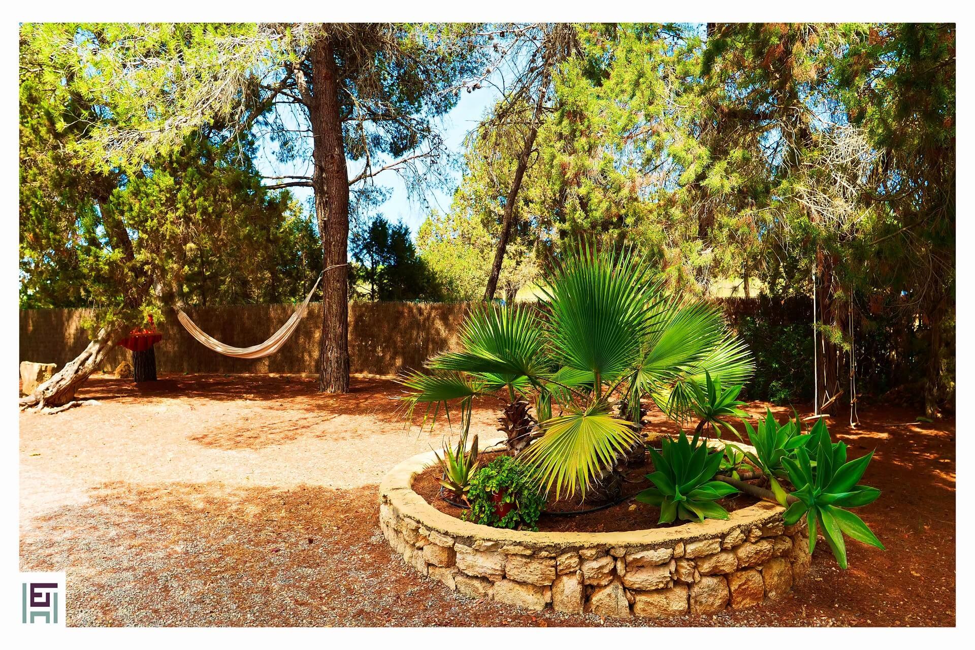Finca C. Rosita - Garden