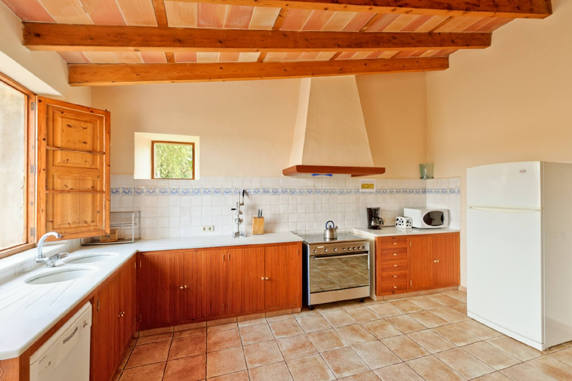 Finca Son Rito - Kitchen