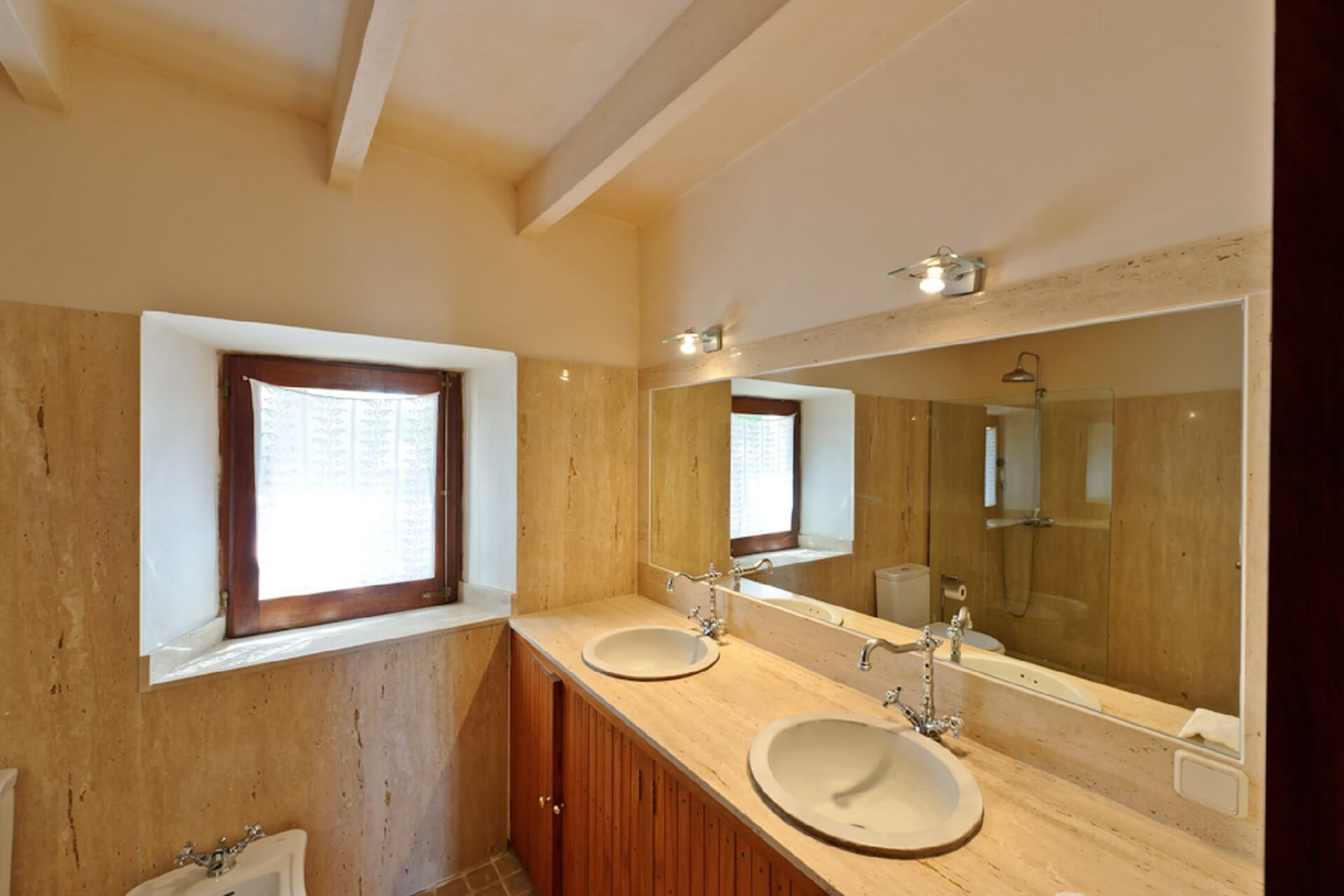 Finca Son Rito - Bathroom
