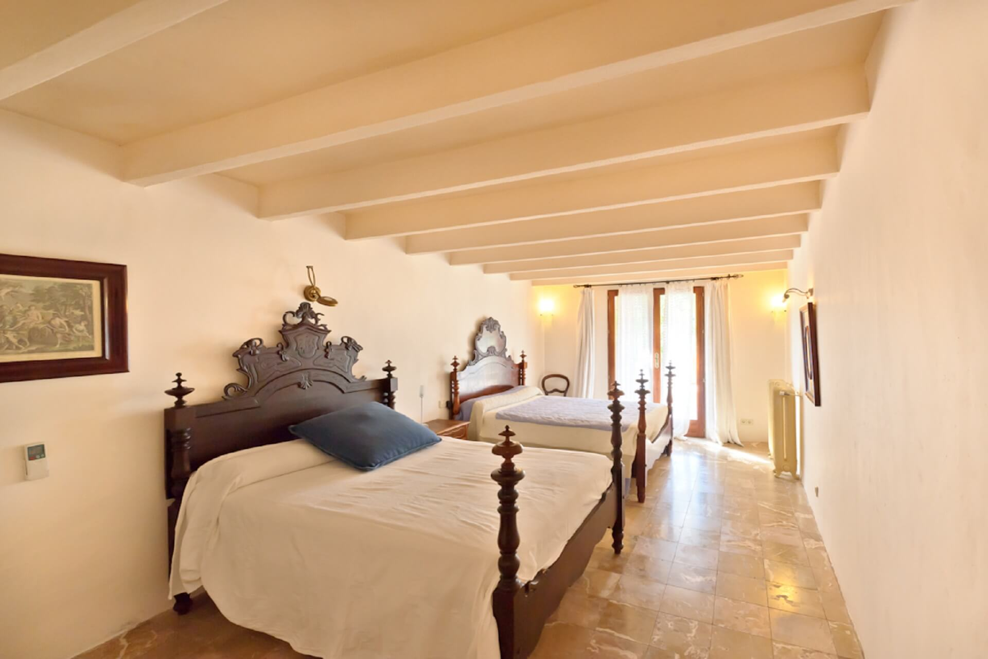 Finca Son Rito - Bedroom main house