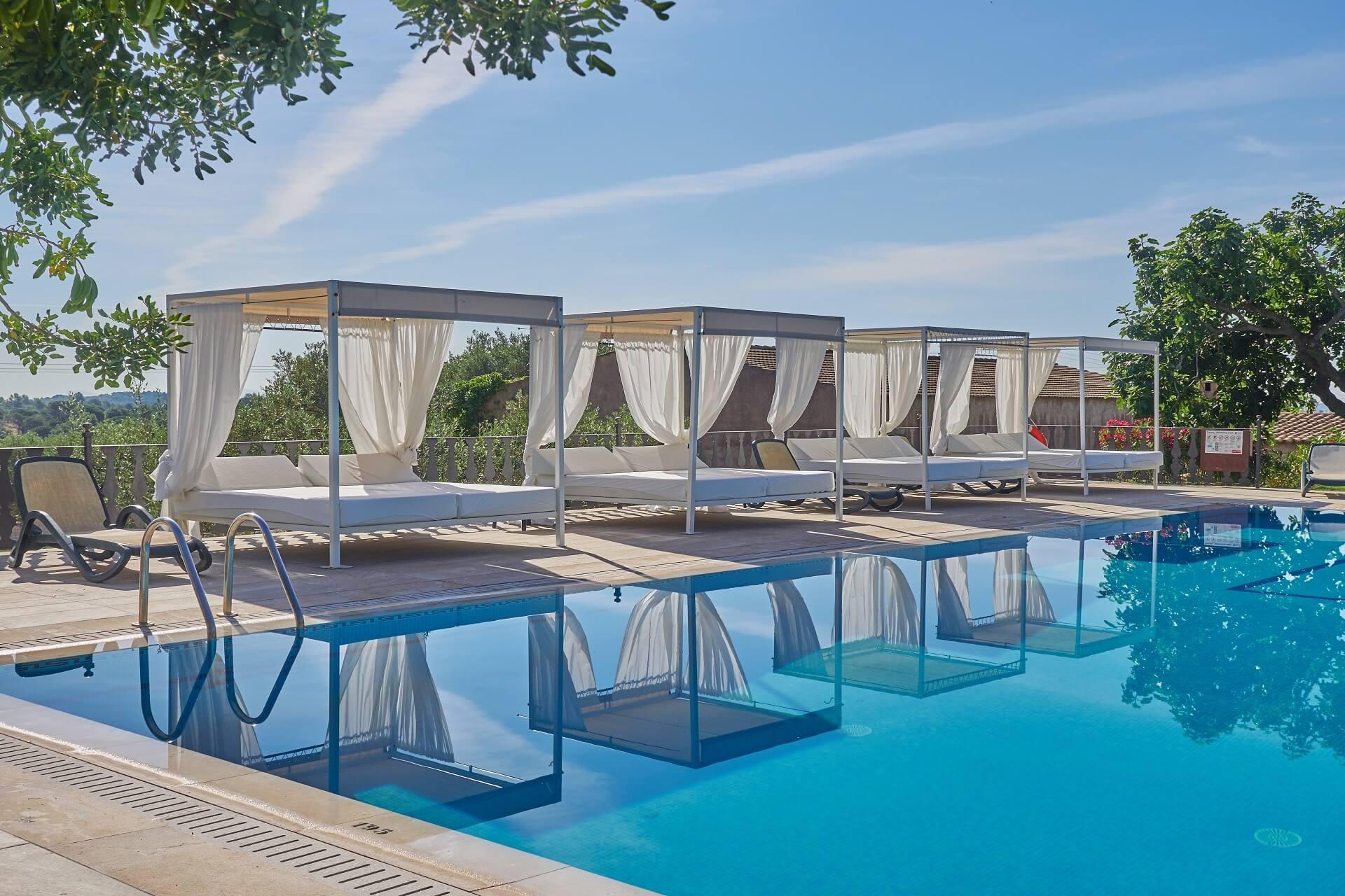 Hotel Finca Binibona - Chill out