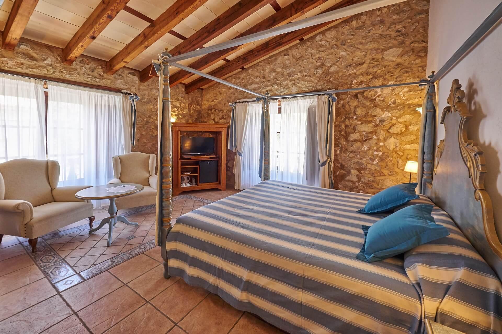 Hotel Finca Binibona - Double room