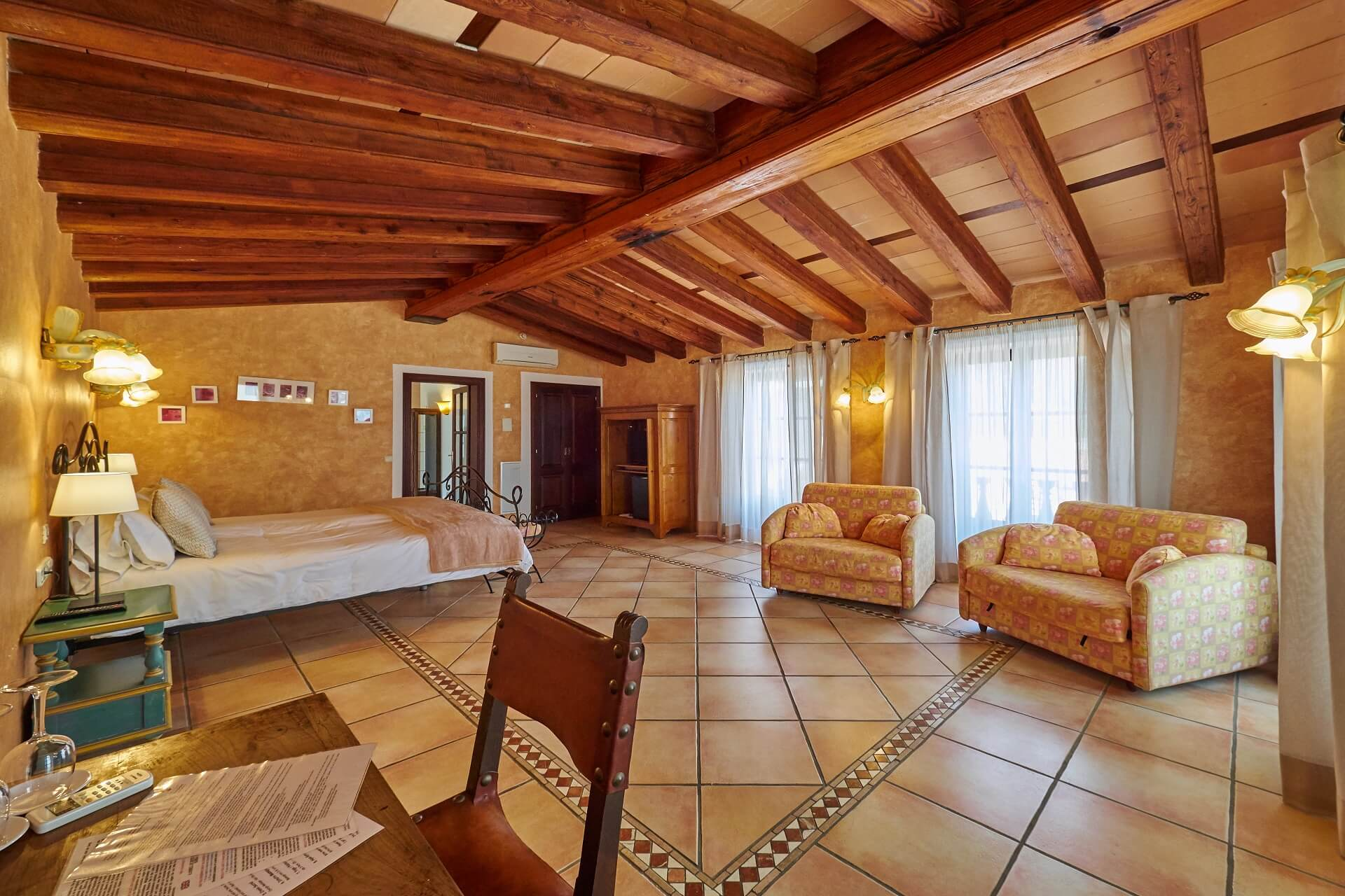 Hotel Finca Binibona - Junior Suite