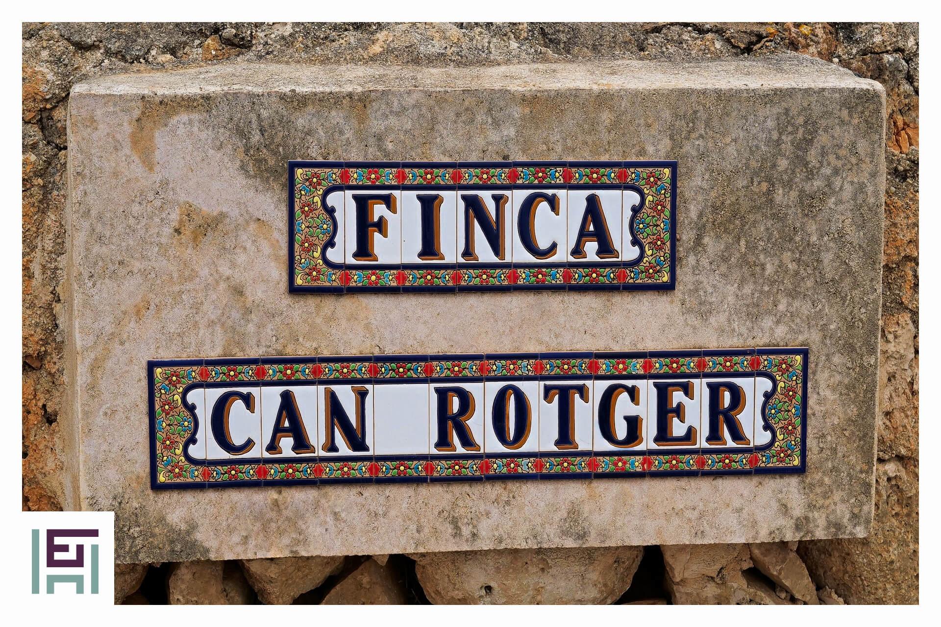 Finca Can Rotger