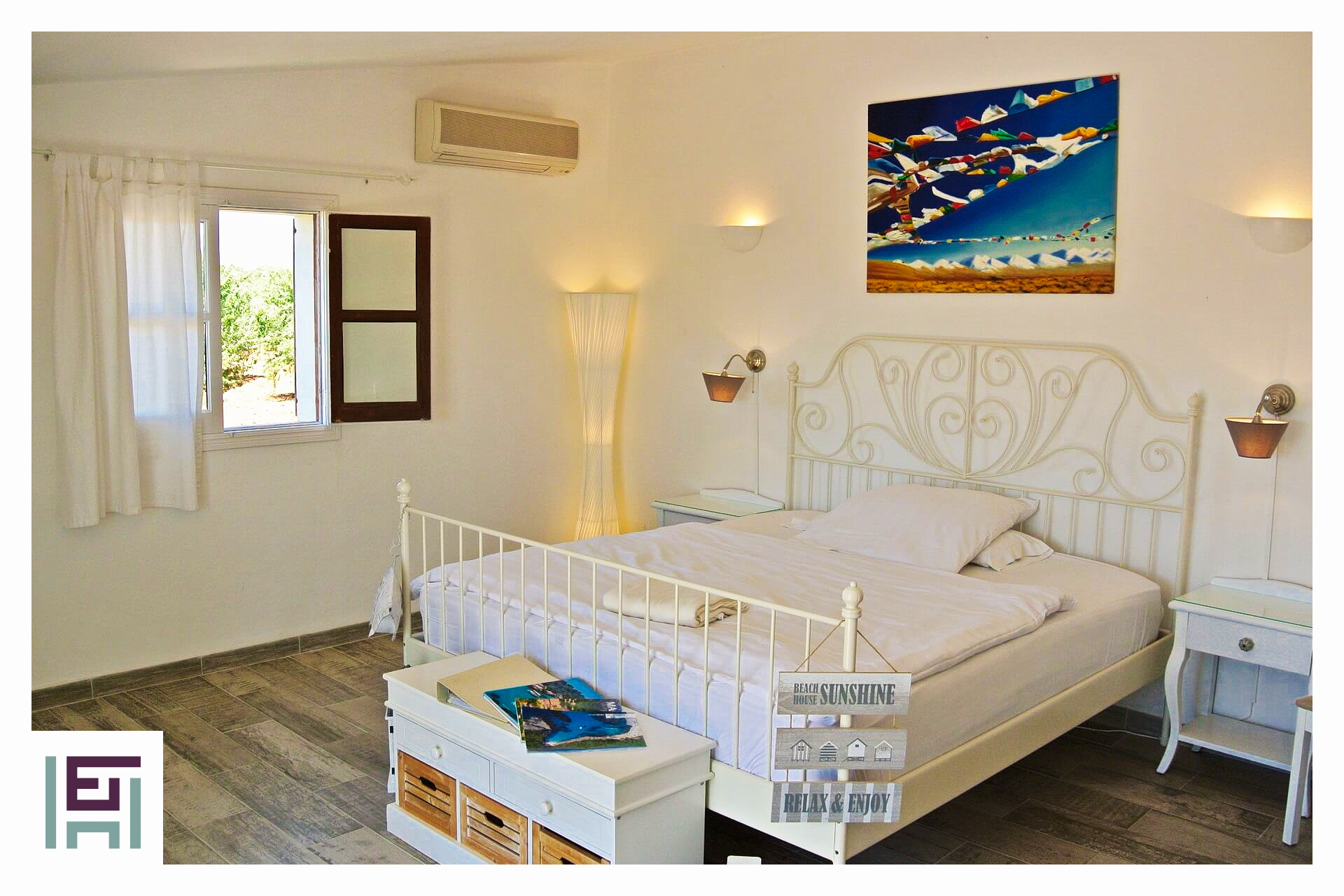 Finca-Hotel Sa Tanca - Double room with roof terrace