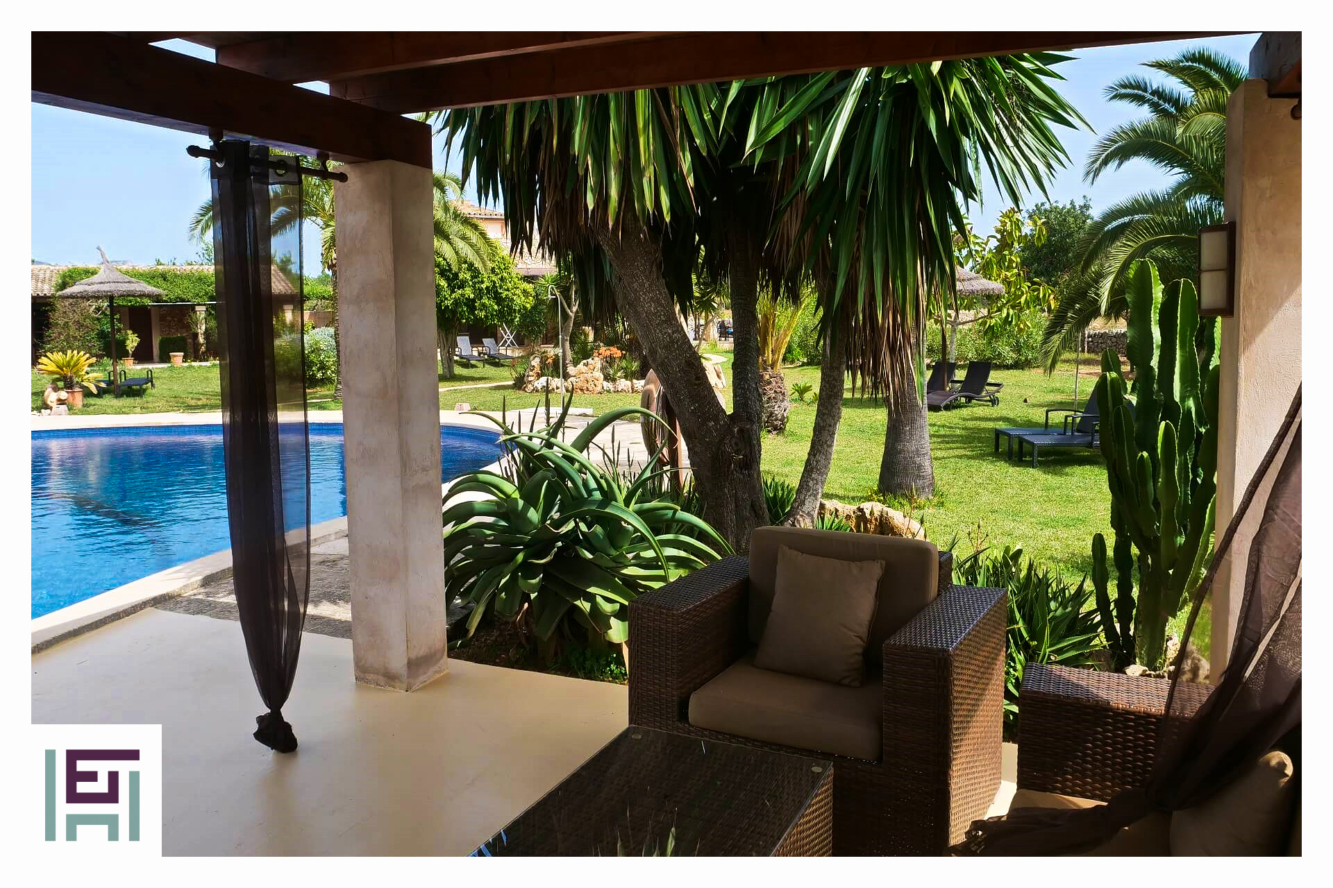 Finca-Hotel Sa Tanca - Chill-Out