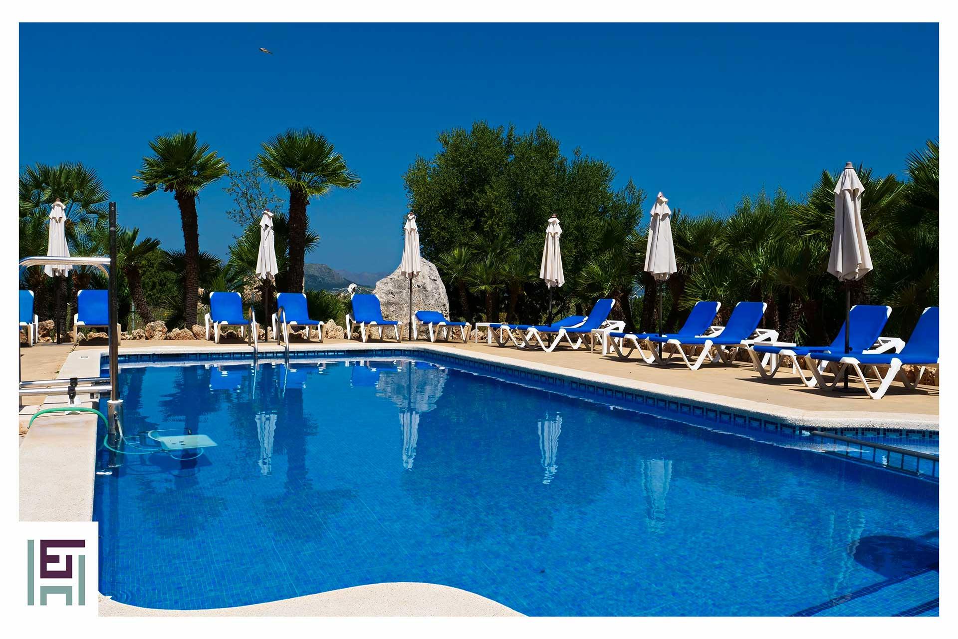 Finca Sa Pedrera - Swimmingpool