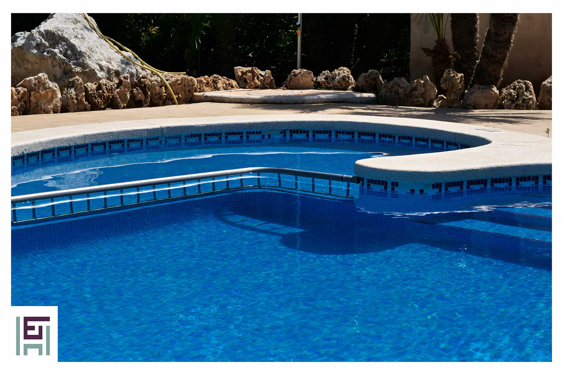 Finca Sa Pedrera - Swimmingpool mit Kinderbecken