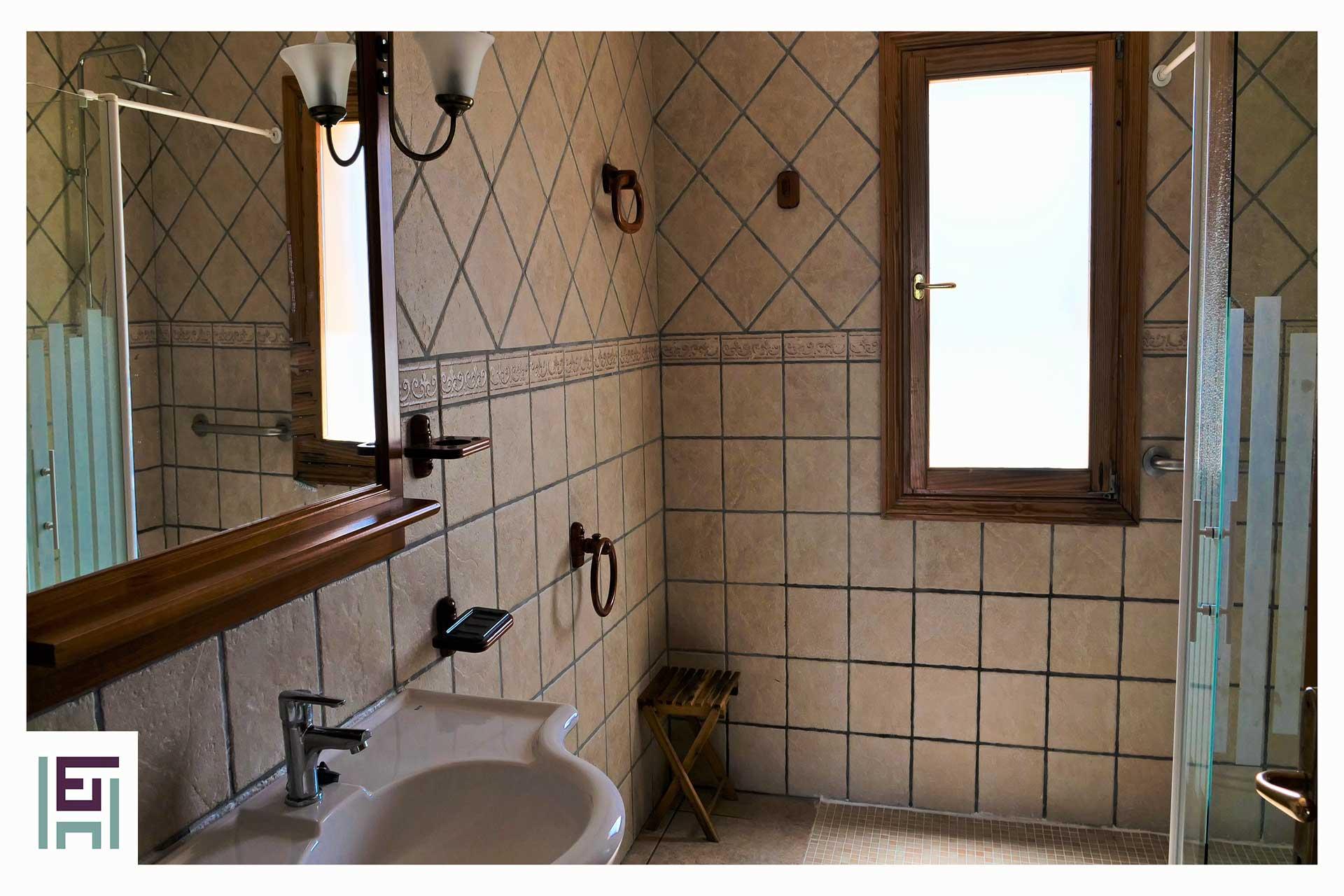 Finca Sa Pedrera - Badezimmer EG