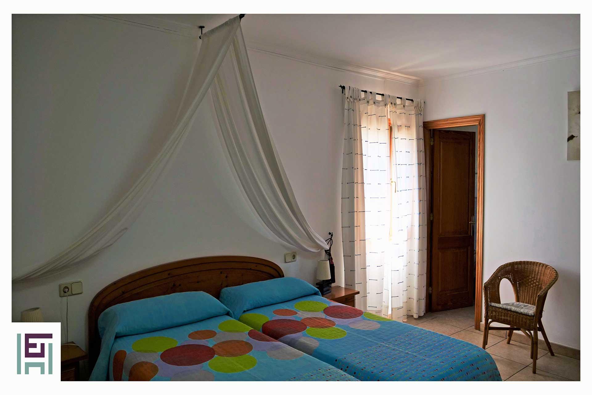 Finca Sa Pedrera - Schlafzimmer OG li.