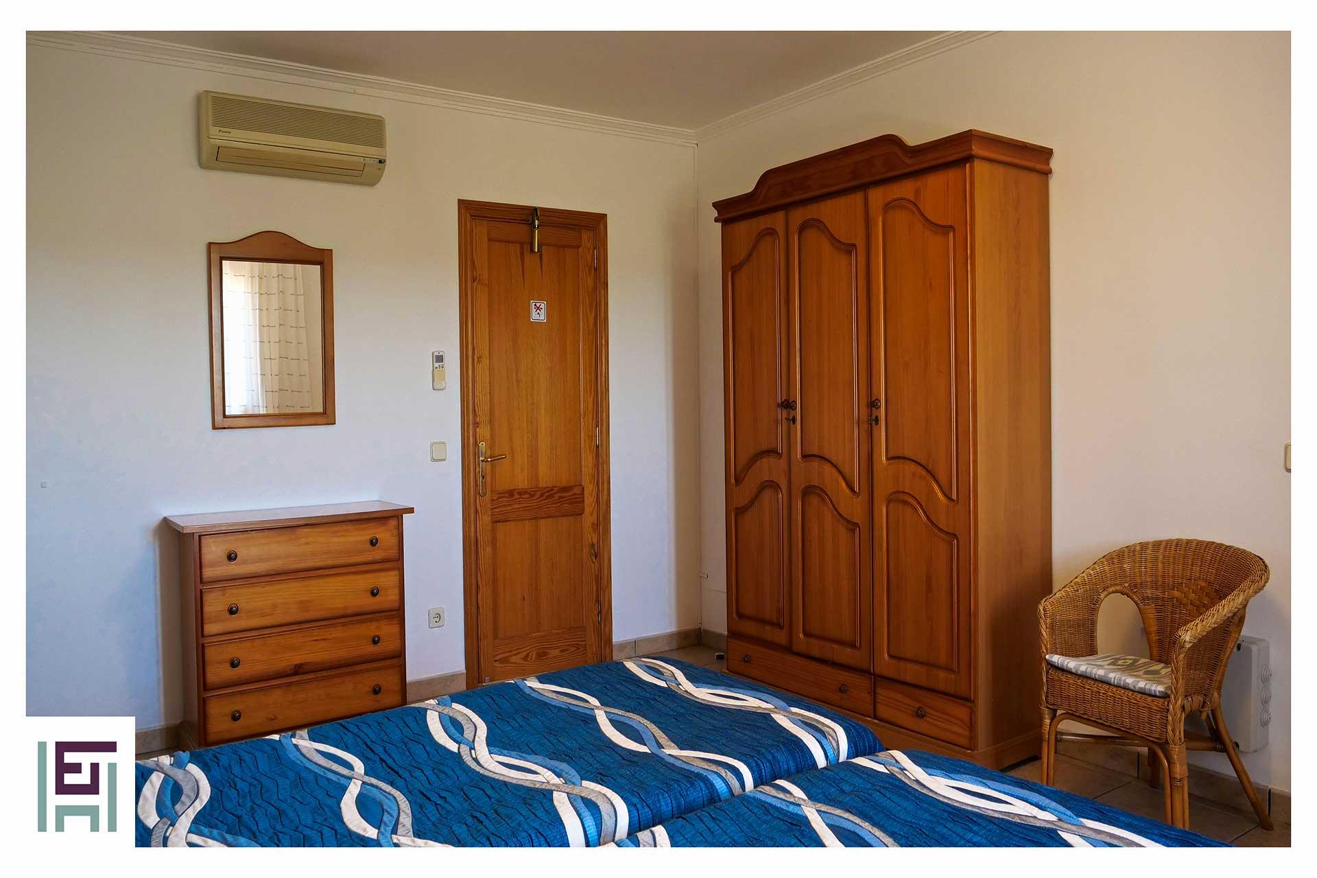 Finca Sa Pedrera - Schlafzimmer OG re.