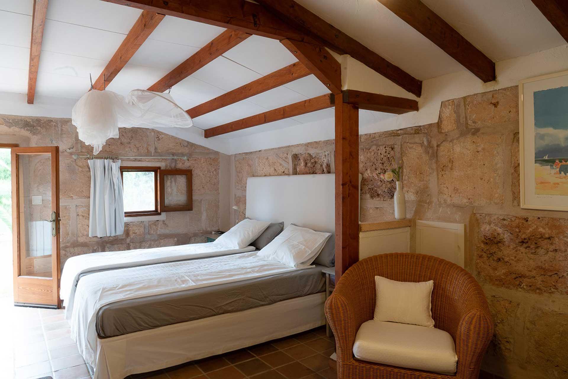 Finca C'an Murtera - Suite no. 2 first floor center-