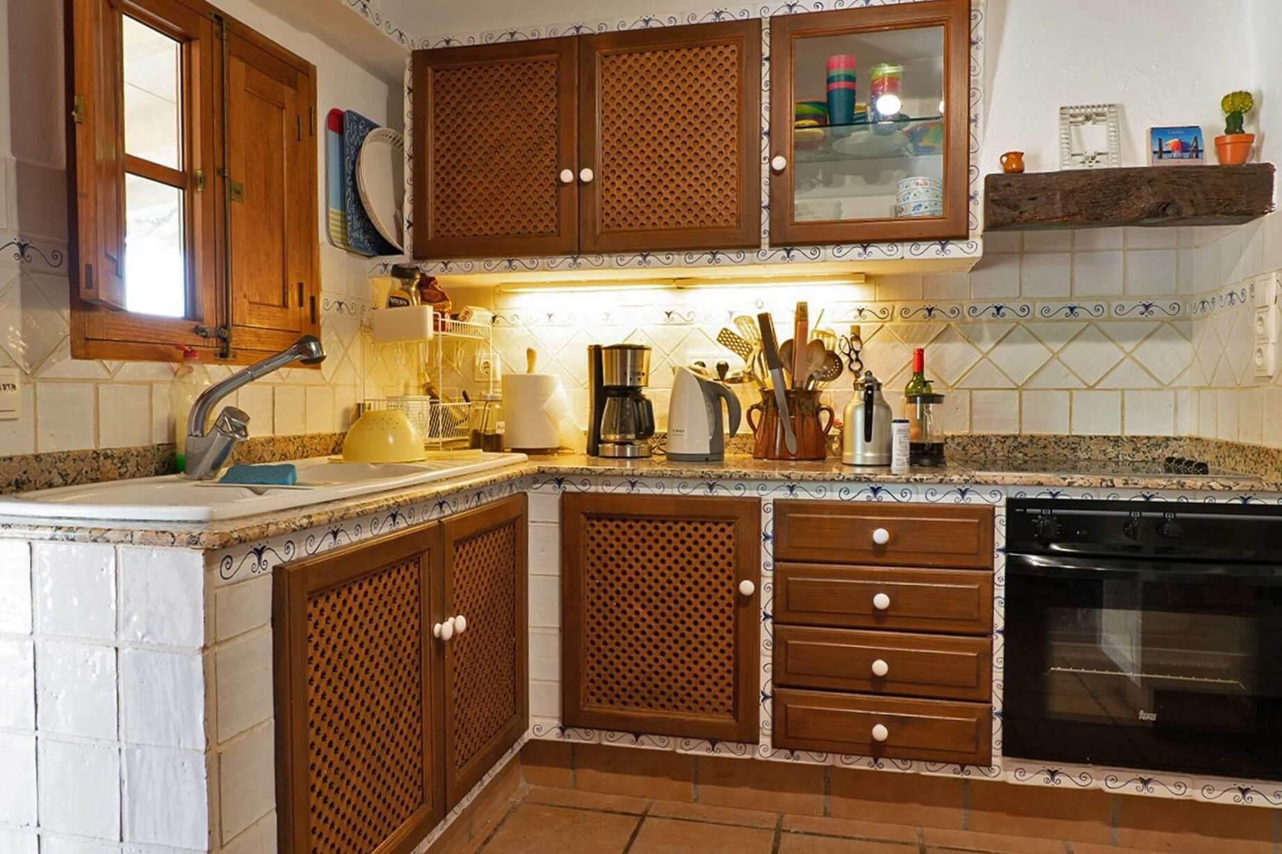 Finca C'an Murtera - Kitchen