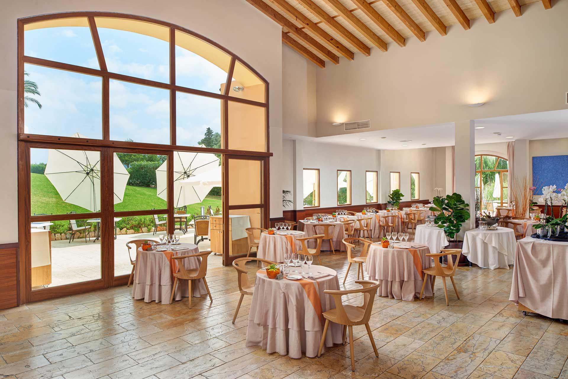 Finca-Hotel Sentido Pula Suites - Restaurant Es Xoric
