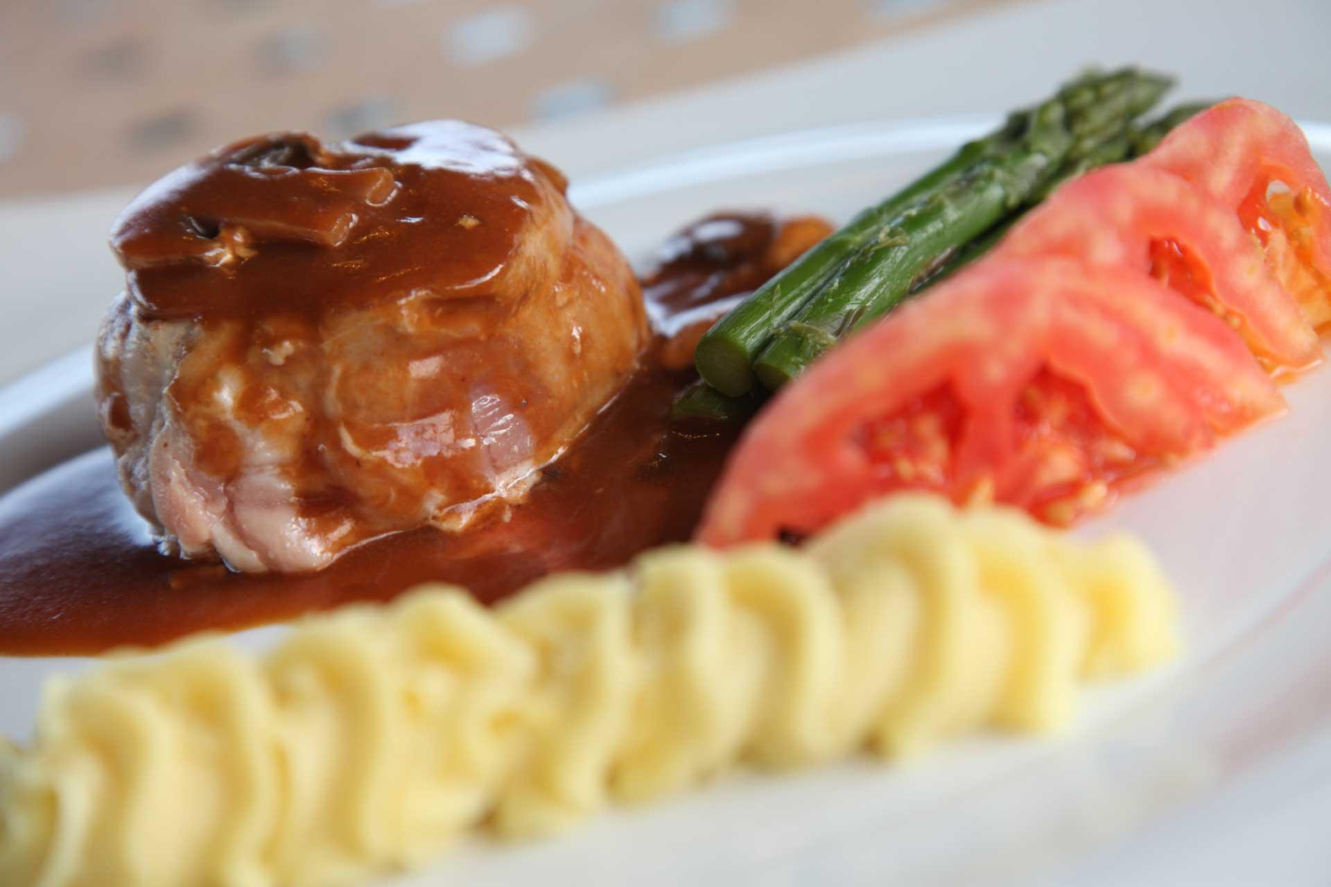 Finca-Hotel Sentido Pula Suites - Mediterranean cuisine