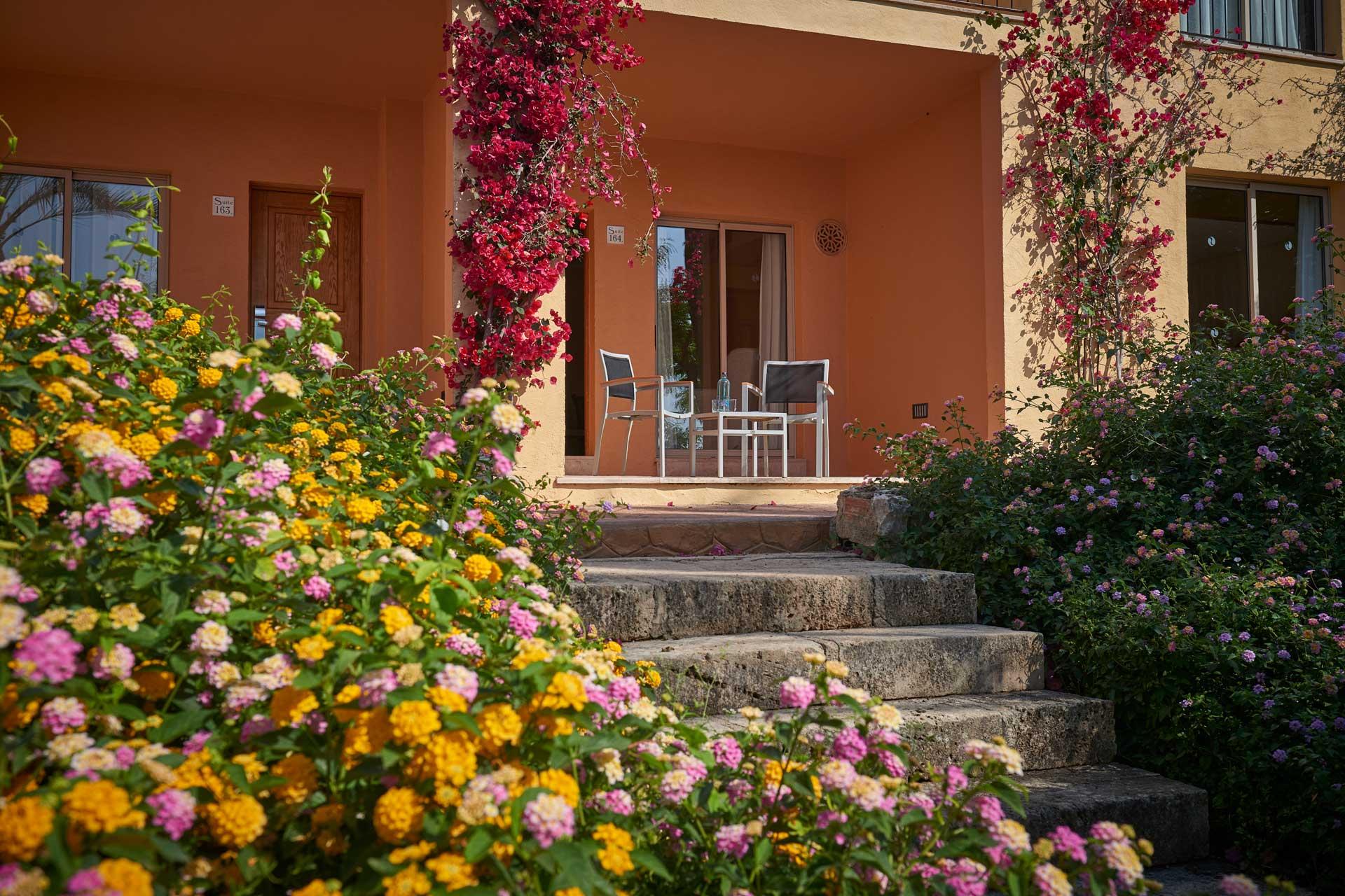 Finca-Hotel Sentido Pula Suites - Standard Suite garden view