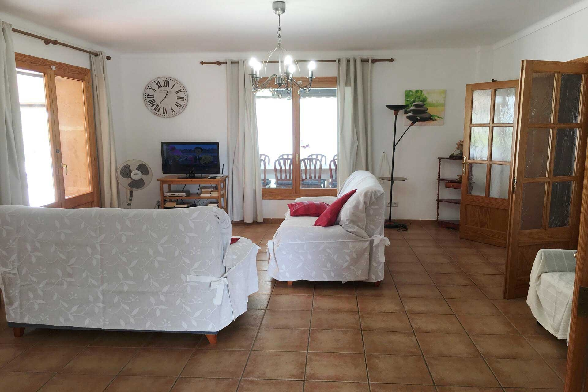 Finca Palmitos I - Living room