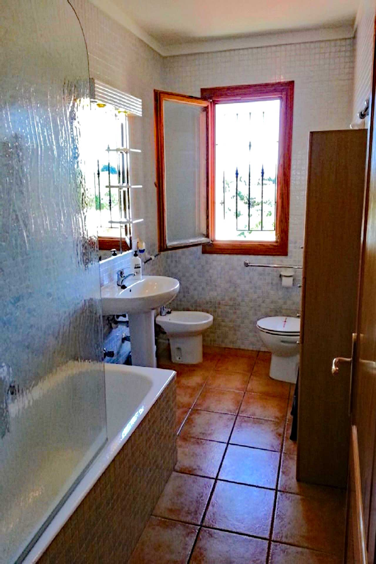 Finca Palmitos I - Bathroom 3 shared