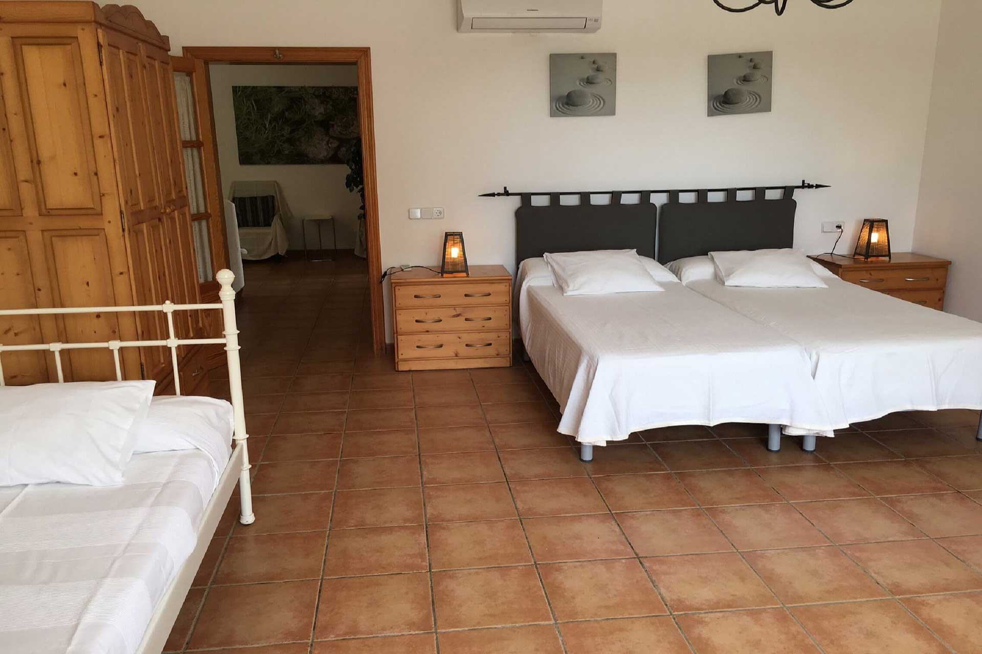 Finca Palmitos I - Triple-Bedroom