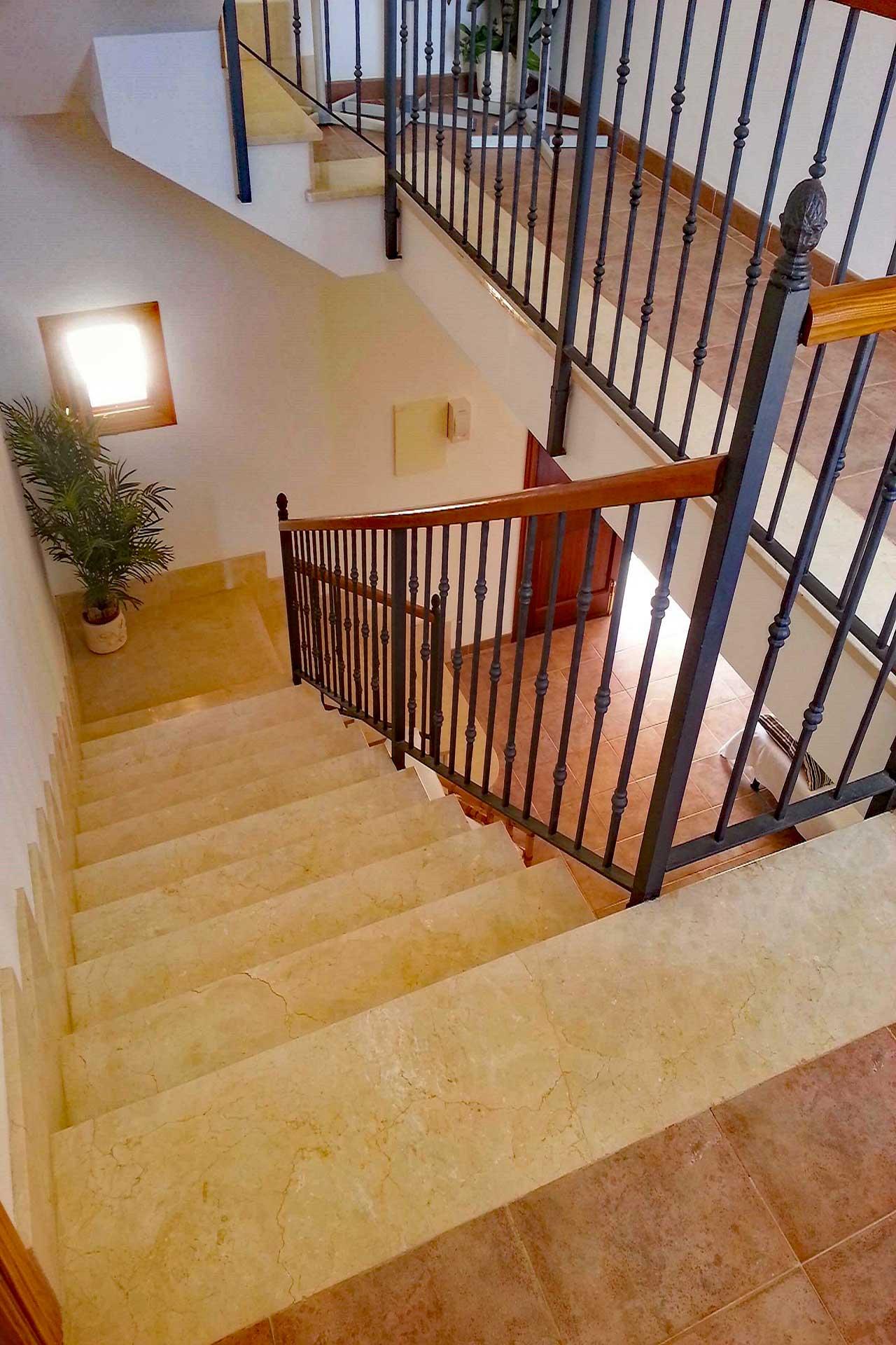 Finca Palmitos II - Stairway