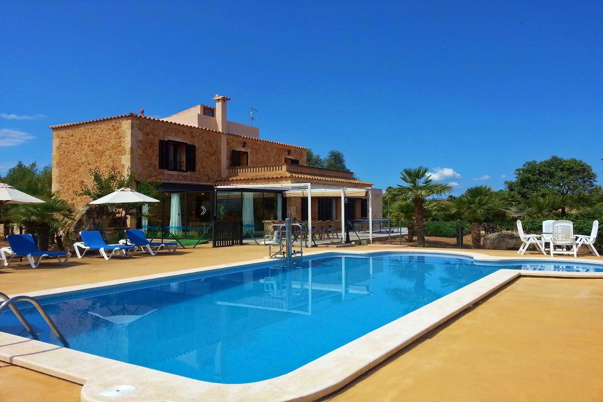 Finca Palmitos II - Swimming pool
