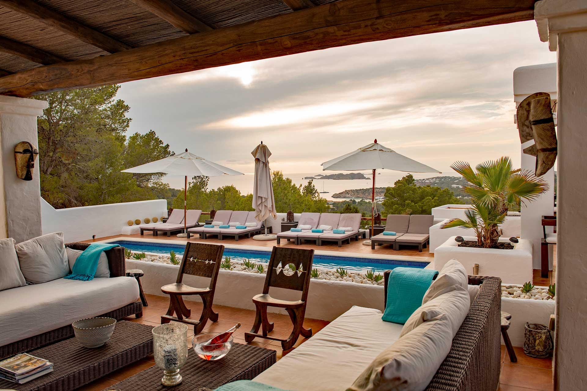 Villa Can Sankisha - Chill-Out