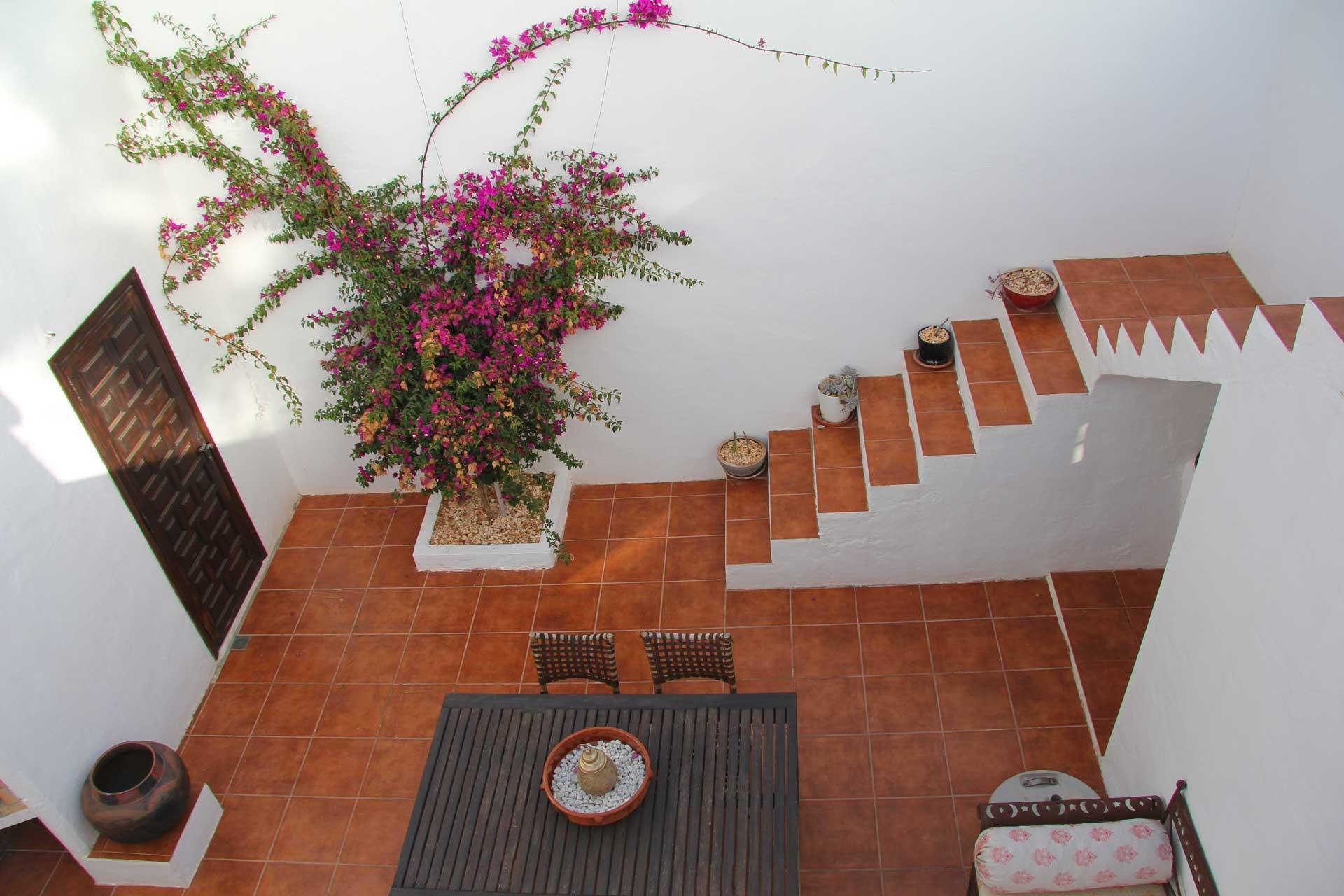 Villa Can Sankisha - Patio