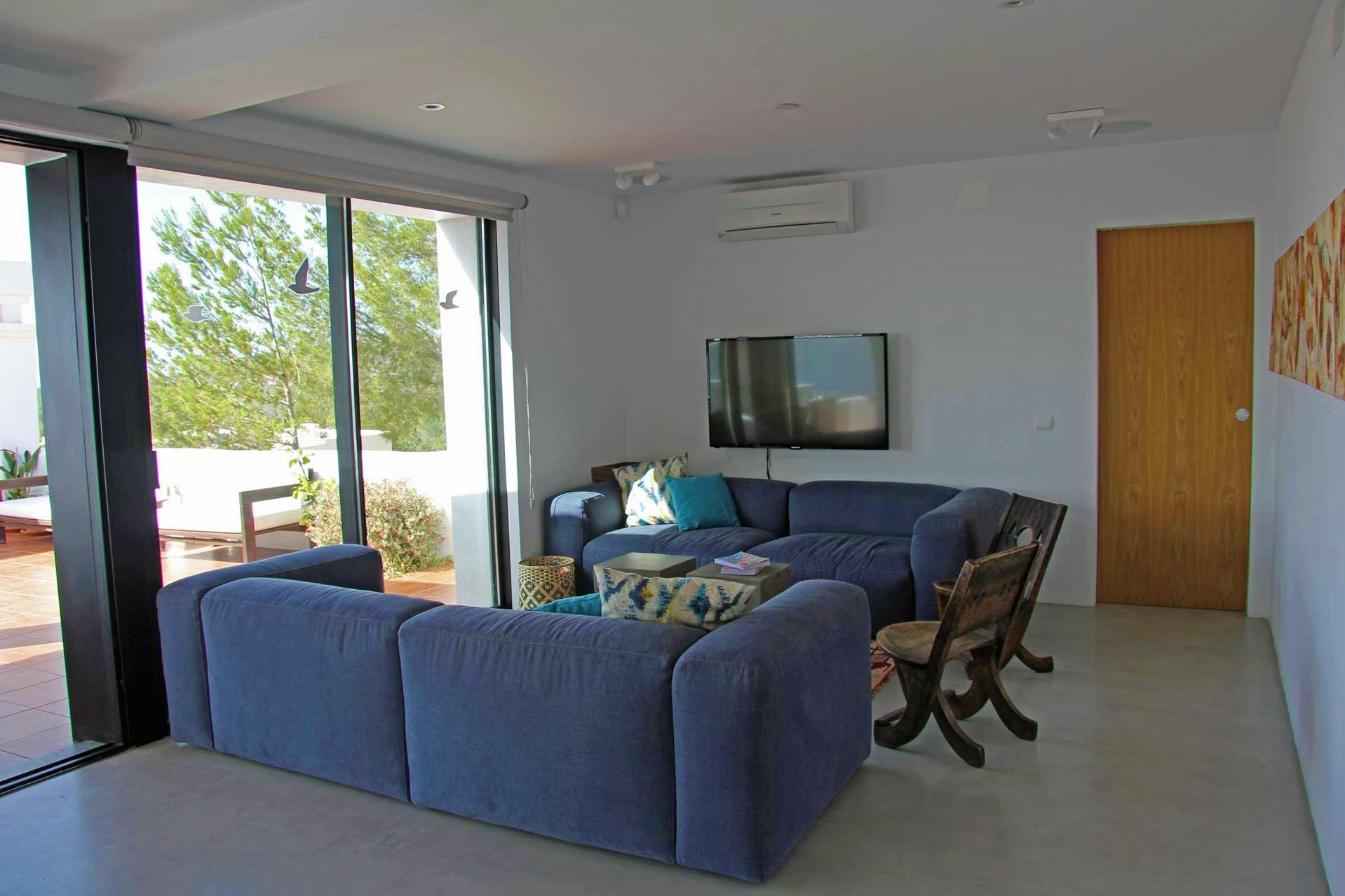 Villa Can Sankisha - Wohnbereich
