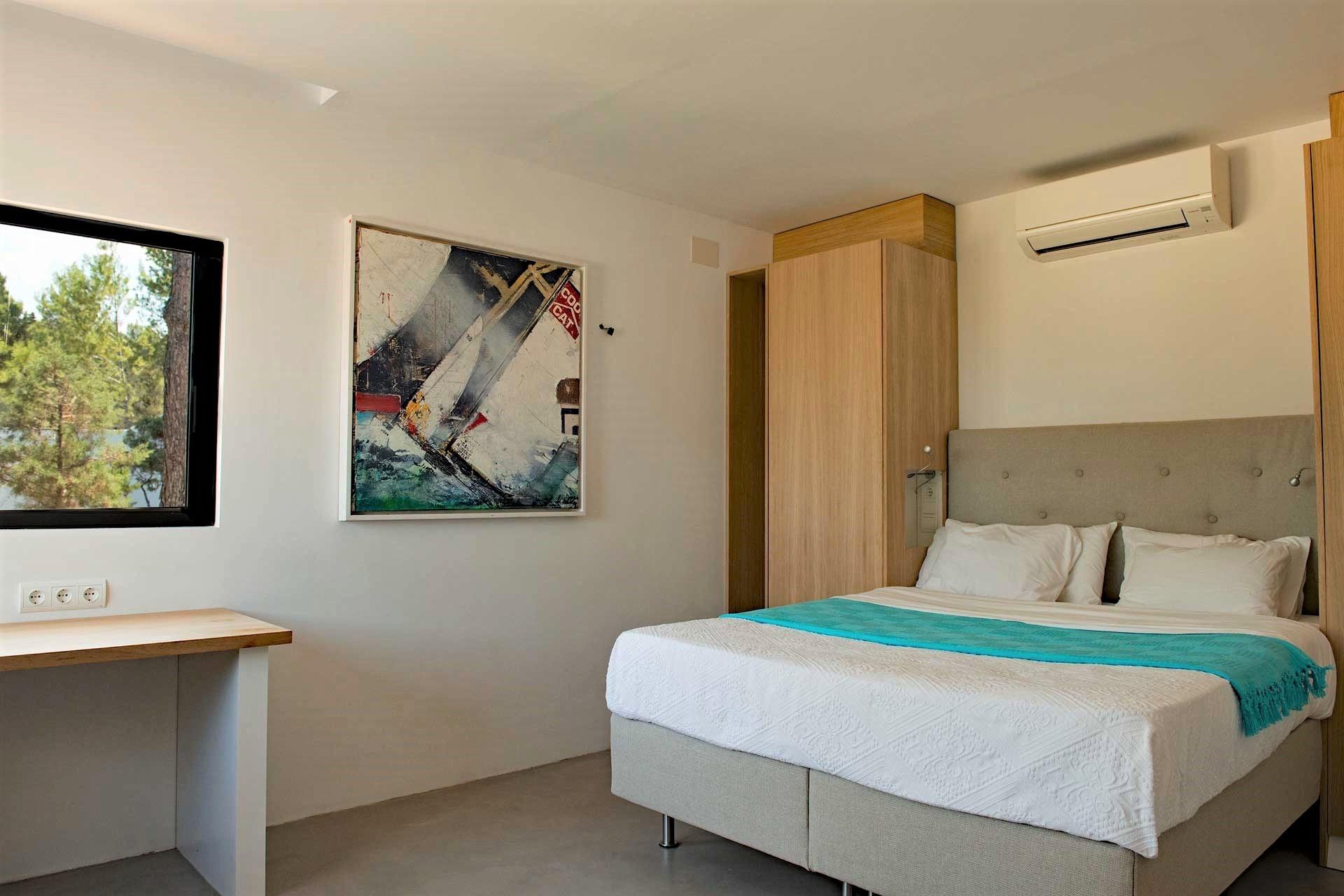 Villa Can Sankisha - Hauptschlafzimmer