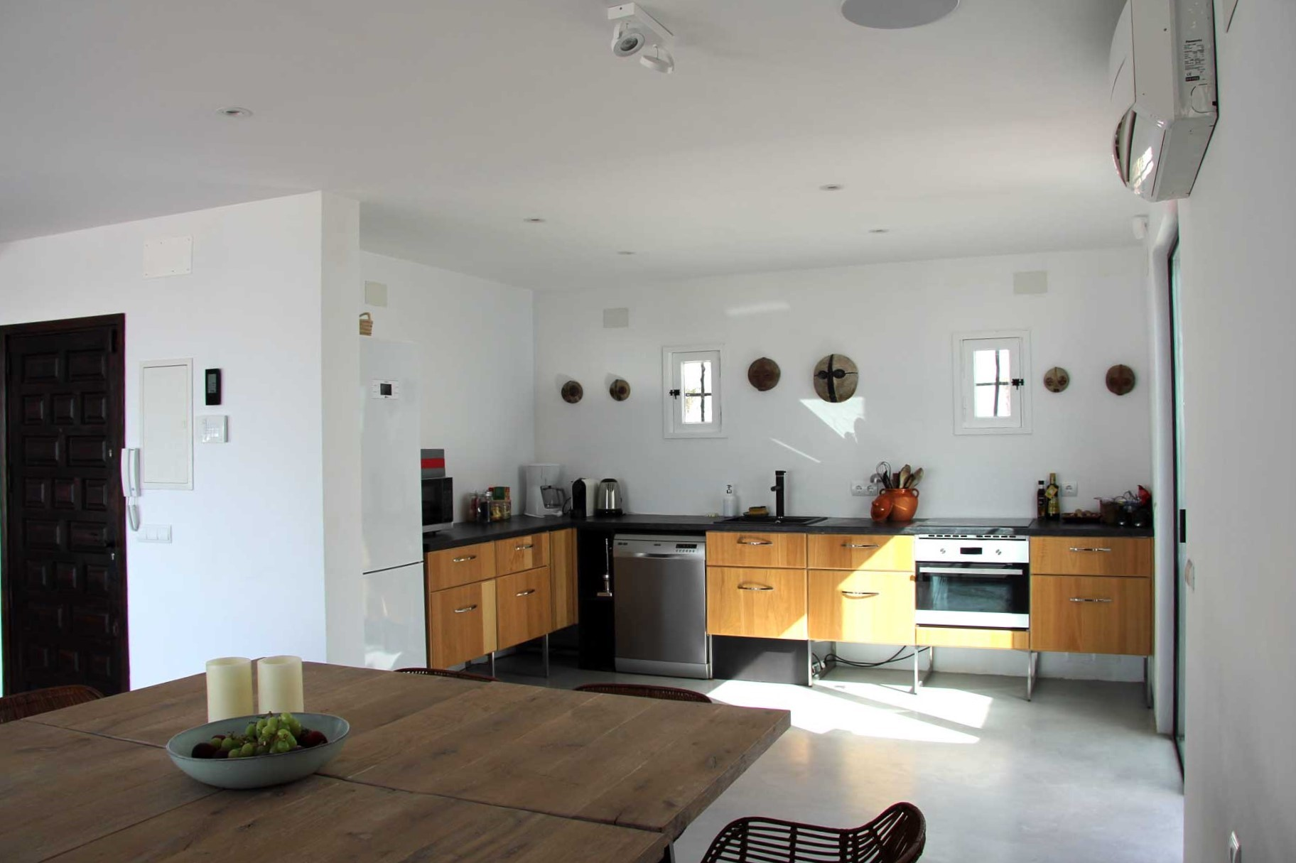 Villa Can Sankisha - Küche