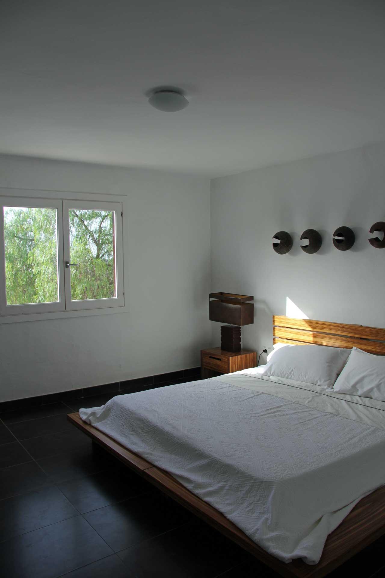 Villa Can Sankisha - Schlafzimmer Gäste-Studio
