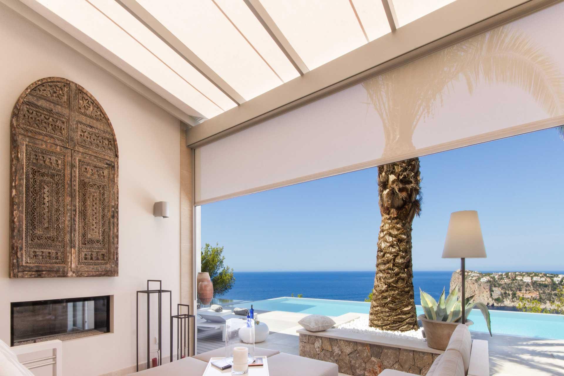 Villa Puesta del Sol - Terrasse