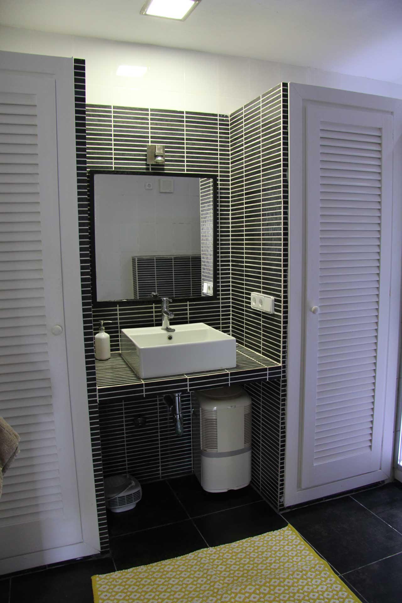 Villa Can Sankisha - Badezimmer Gäste-Studio