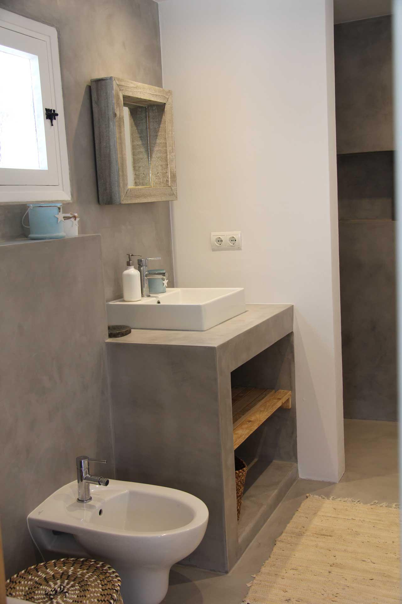 Villa Can Sankisha - Badezimmer Hauptschlafzimmer