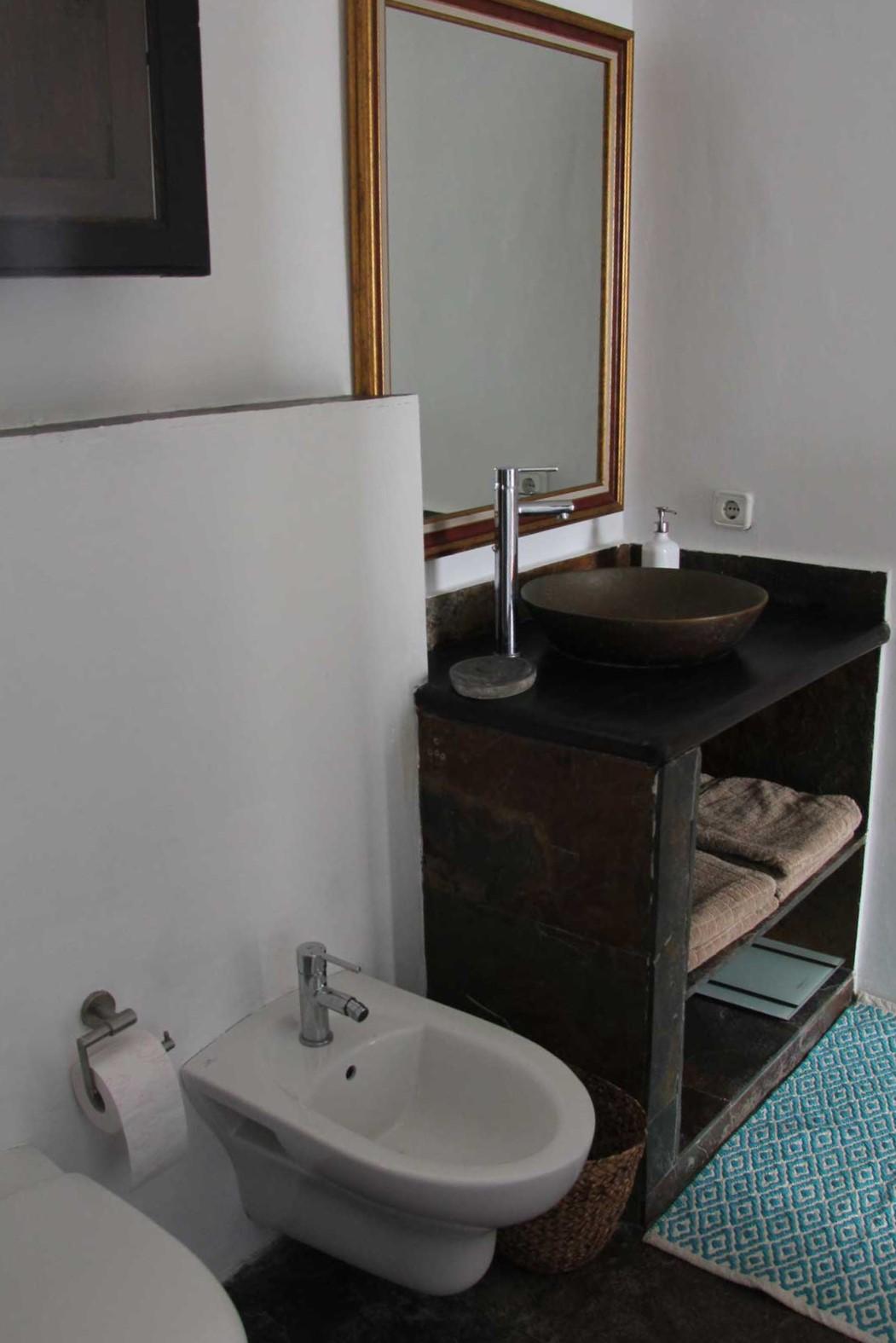 Villa Can Sankisha - Badezimmer Anbau
